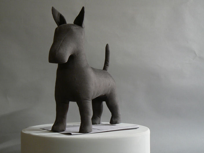 Scottish Terrier Dog Mannequin