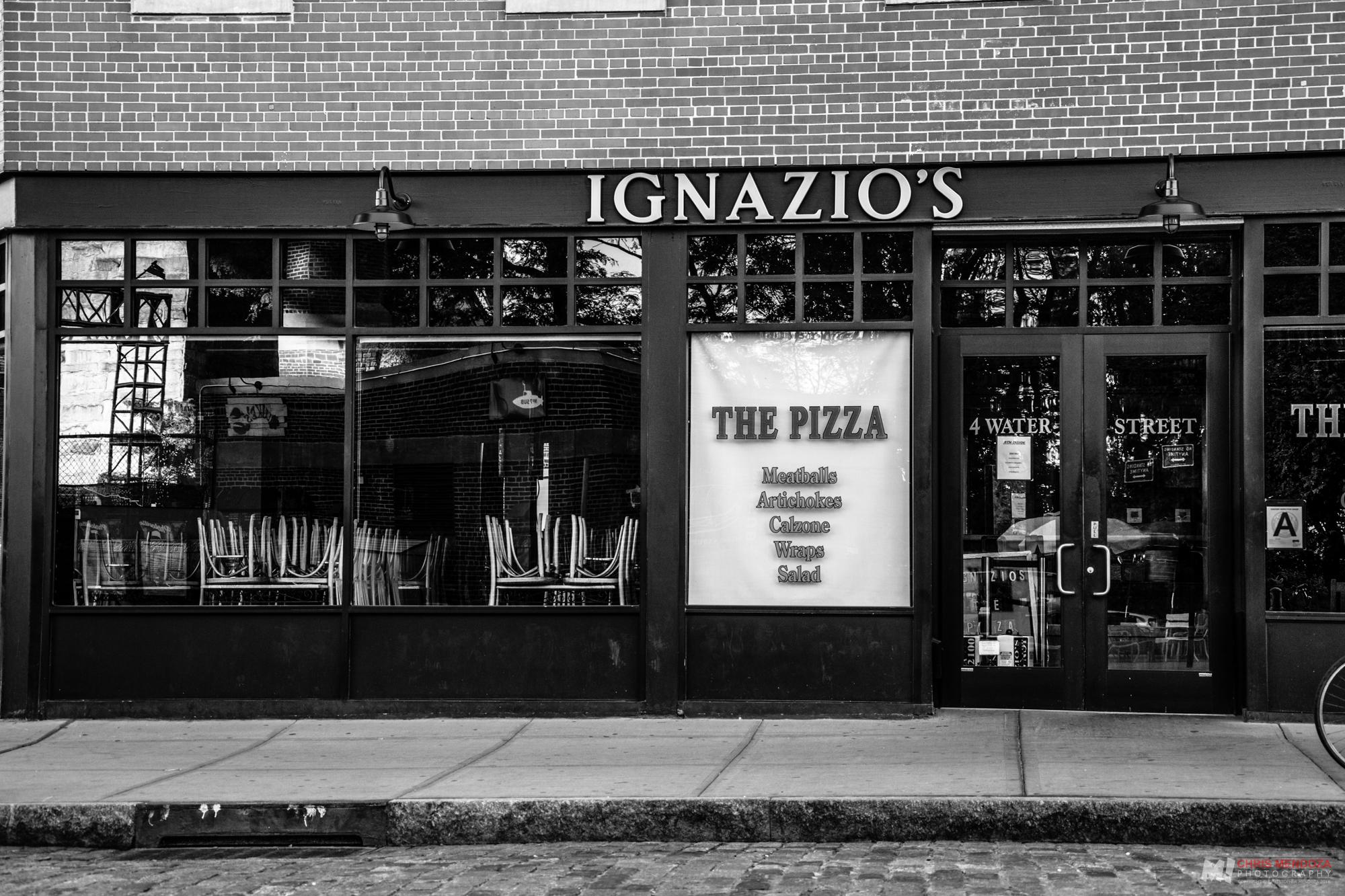 """Ignazio's at Brooklyn Bridge Park"""