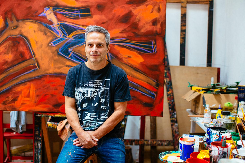 JUAN EZCURDIA  painter