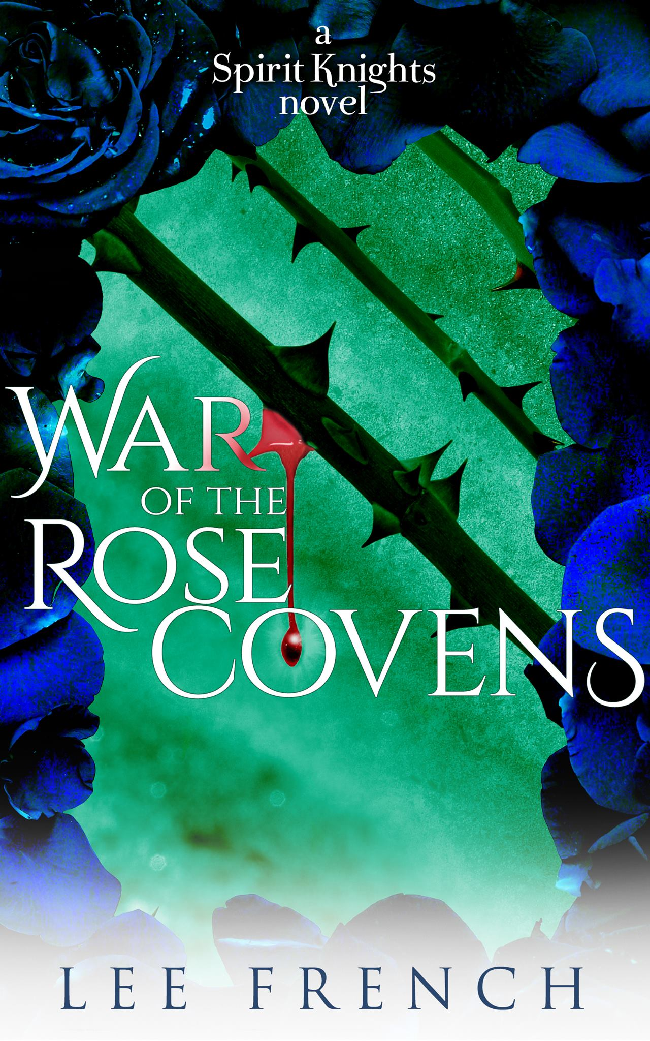 WAR OF THE ROSE COVENS   Lee French     Magic turned sixteen-year-old Sophie into her mother's favorite disappointment, and the feeling is mutual.  After fleeing the Petal Society Coven, she's forced to learn the dark truth of why she's now being hunted down, and why even her new friends can't save her.
