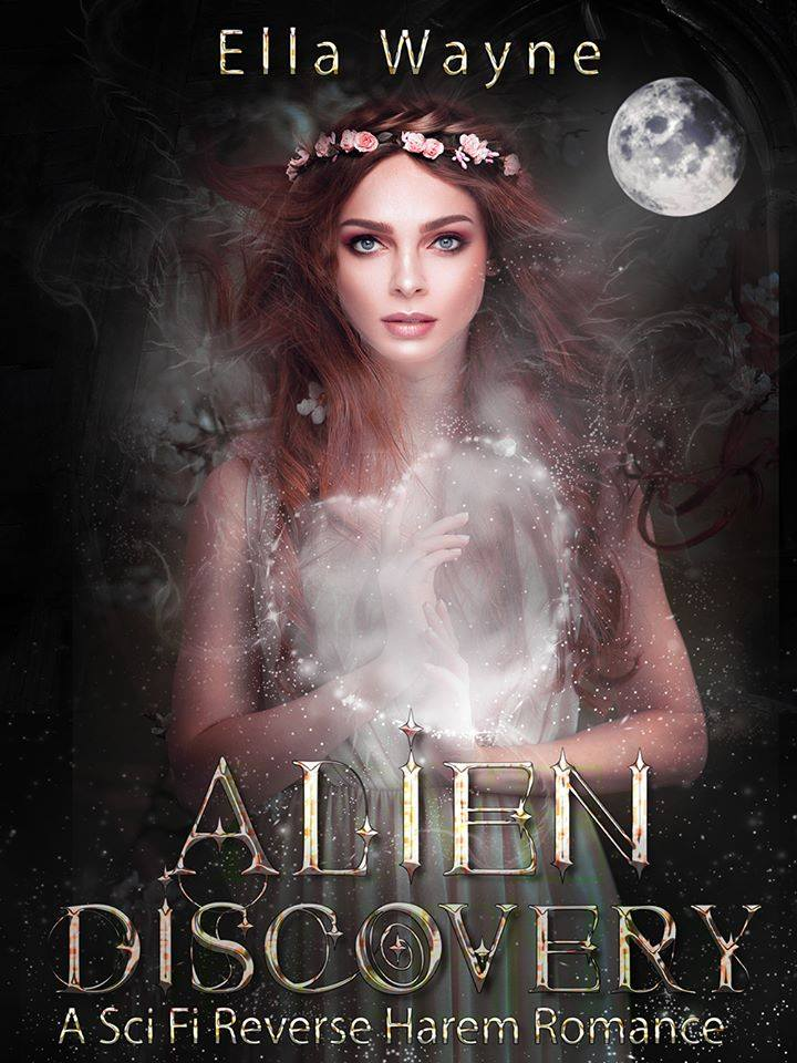 ALIEN DISCOVERY   Ella Wayne    When her memories were activated, she learned her real life was elsewhere. She was chosen by the Aliens for their breeder program.  But would she leave Earth for good only to serve the hottest Aliens in this galaxy?