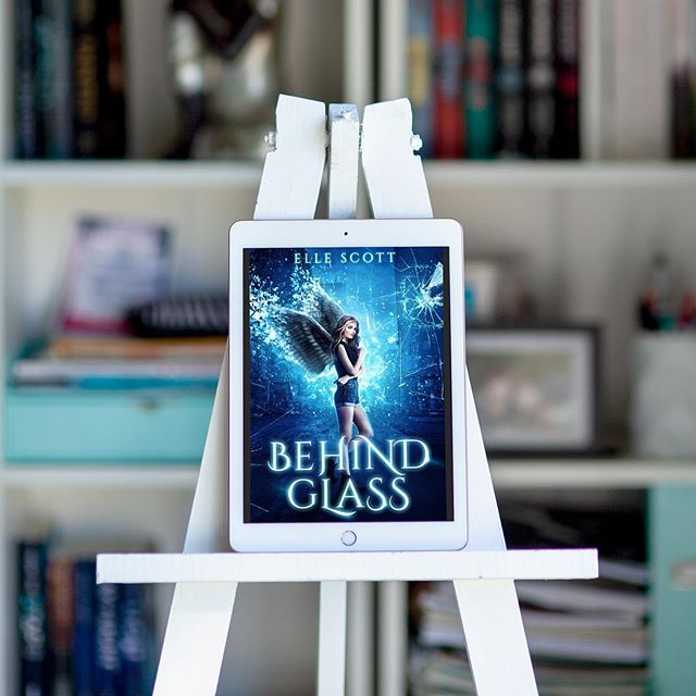 👉🏻 Have you gotten your copy of Behind Glass yet?  This book is fast-paced, has kick-ass characters, shocking twists, and a love that is stronger than memories.  And, it's currently free to download. Check the link in my bio to nab your copy before it's published. 💛💛 #authorsofinstagram #yabooks #bookstagram #yabookstagram #urbanfantasybooks #amwriting