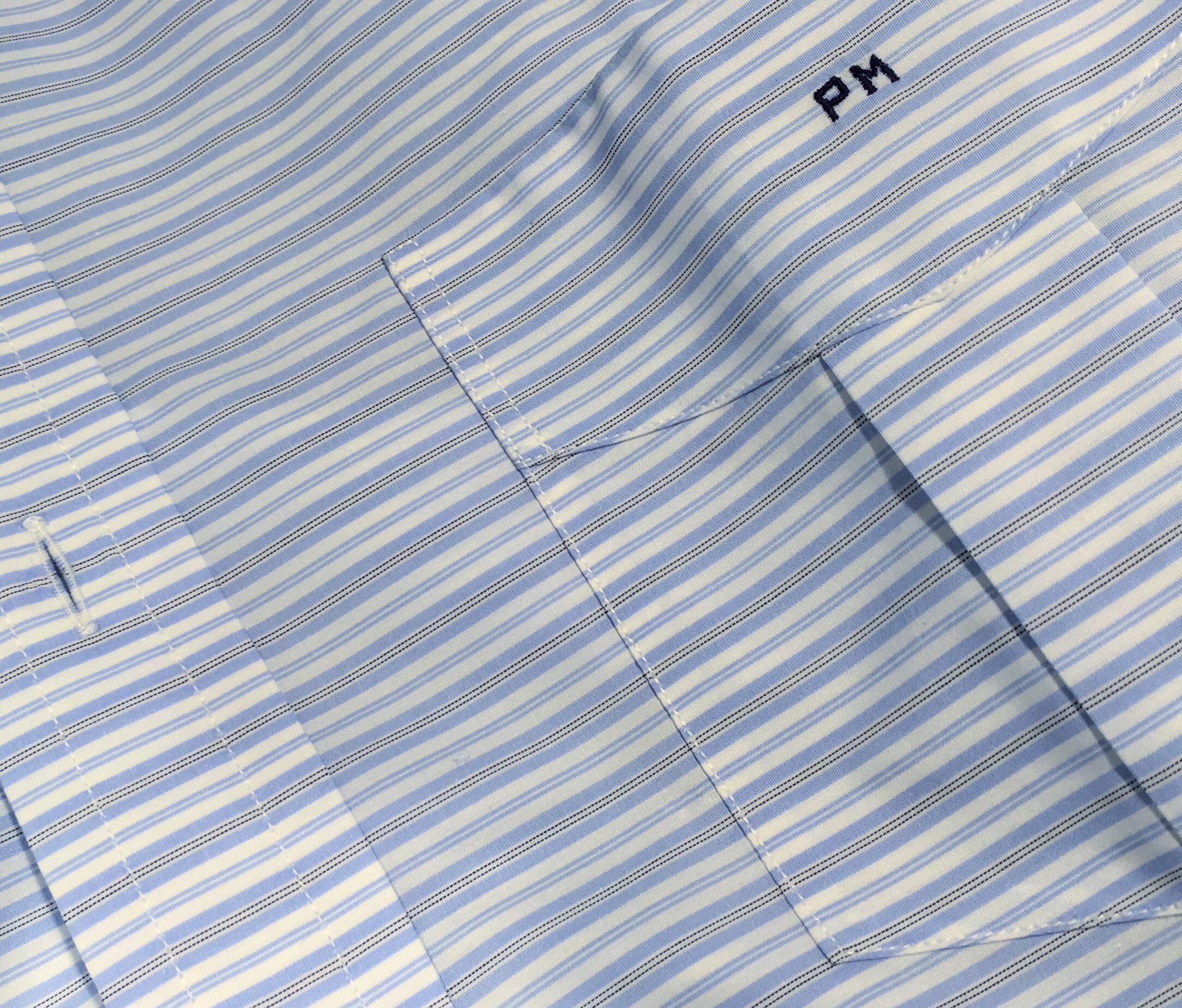Painstaking Pattern Matching and Hand-Sewn Monograms