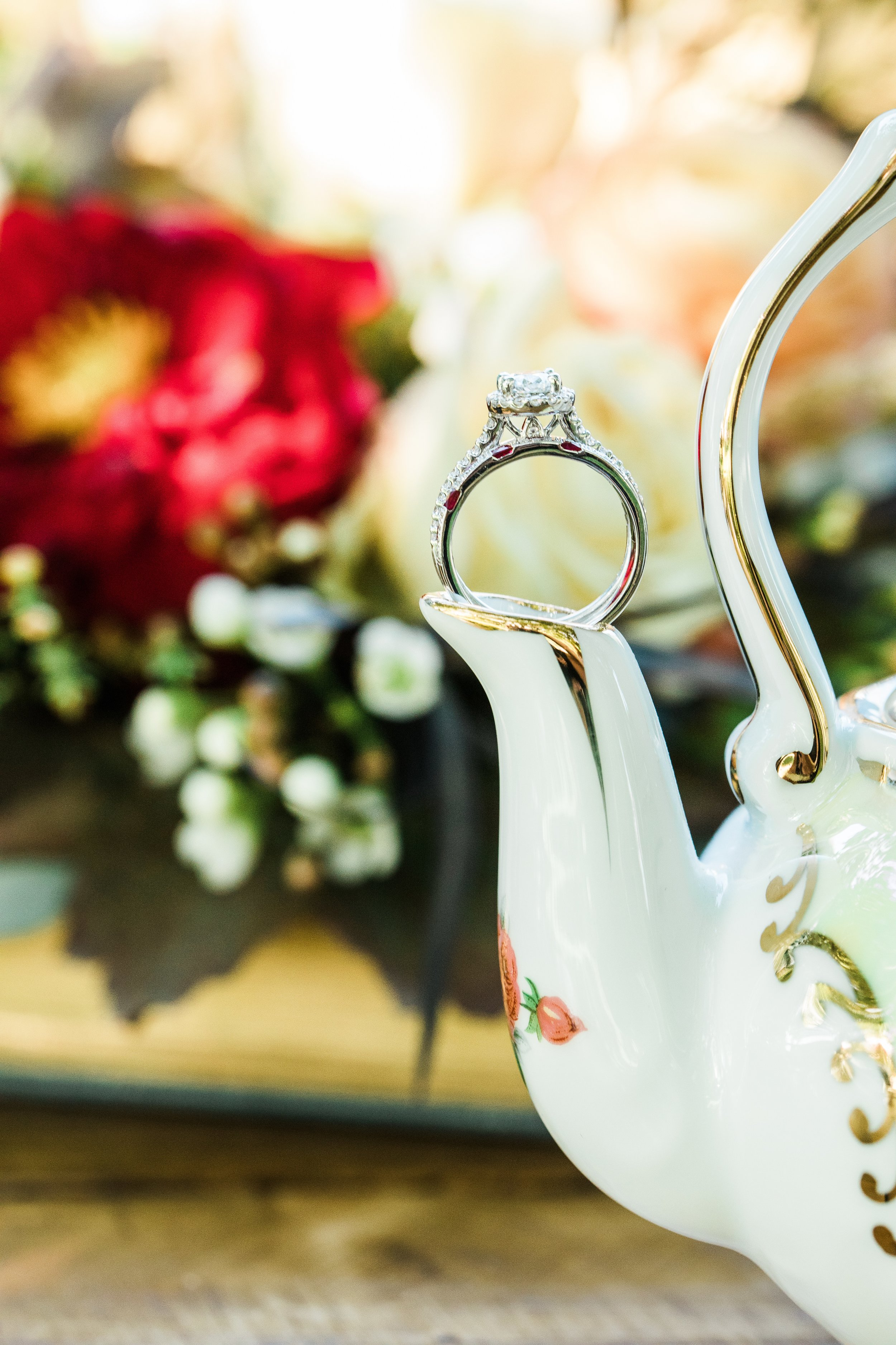 Champaign Jewelers J.Blu Design Wedding Florist Peoria Illinois Sweet Darling Weddings