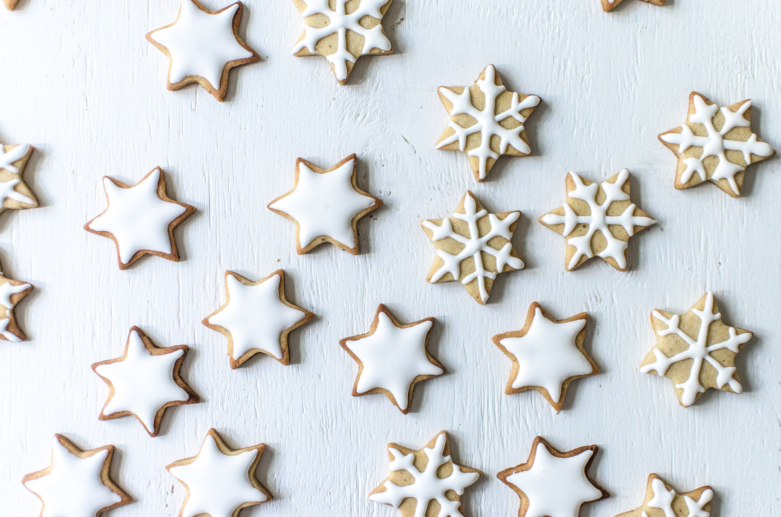 Christmas Biscuits Audrey Fitzjohn