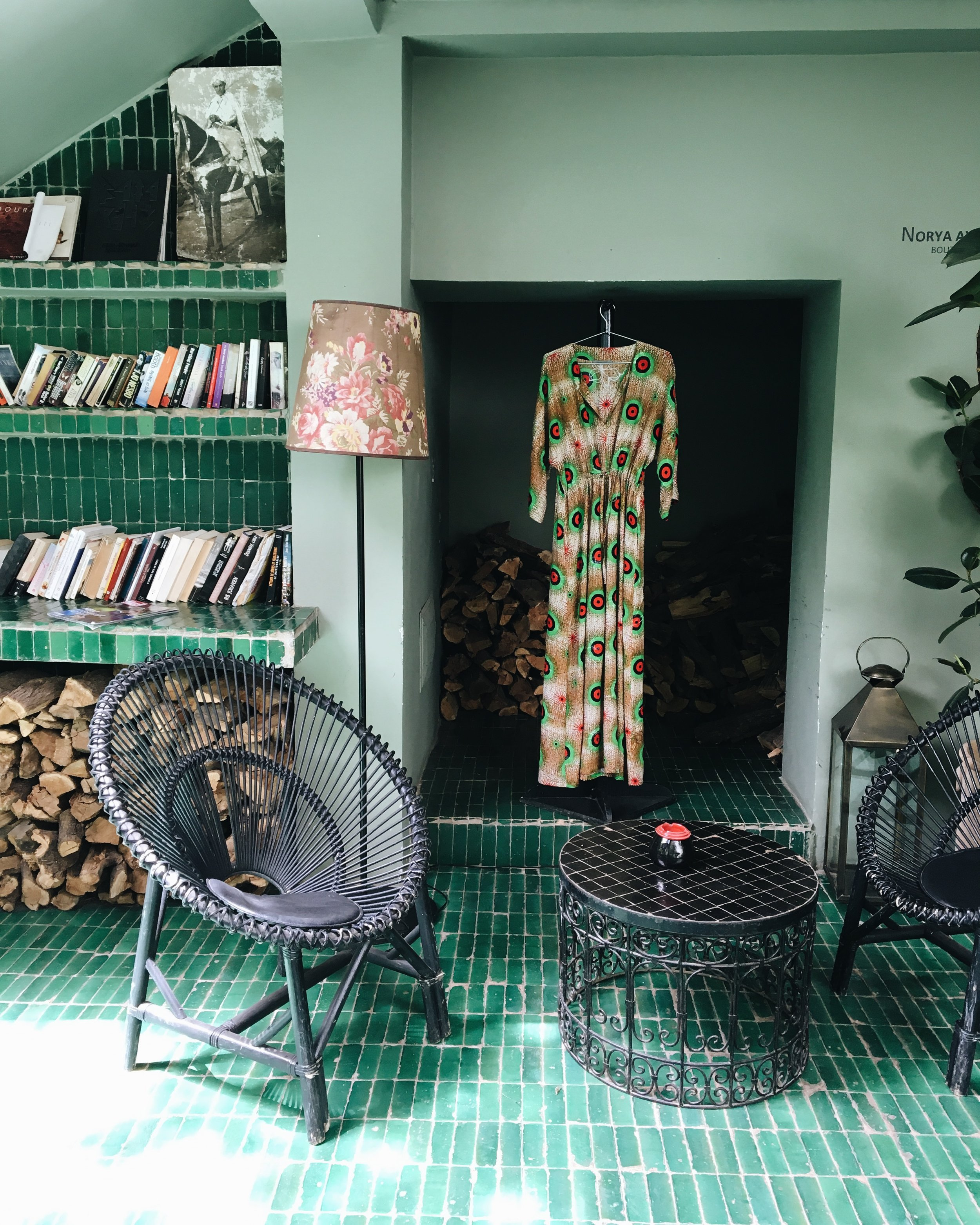 Le Jardin restaurant | Marrakech