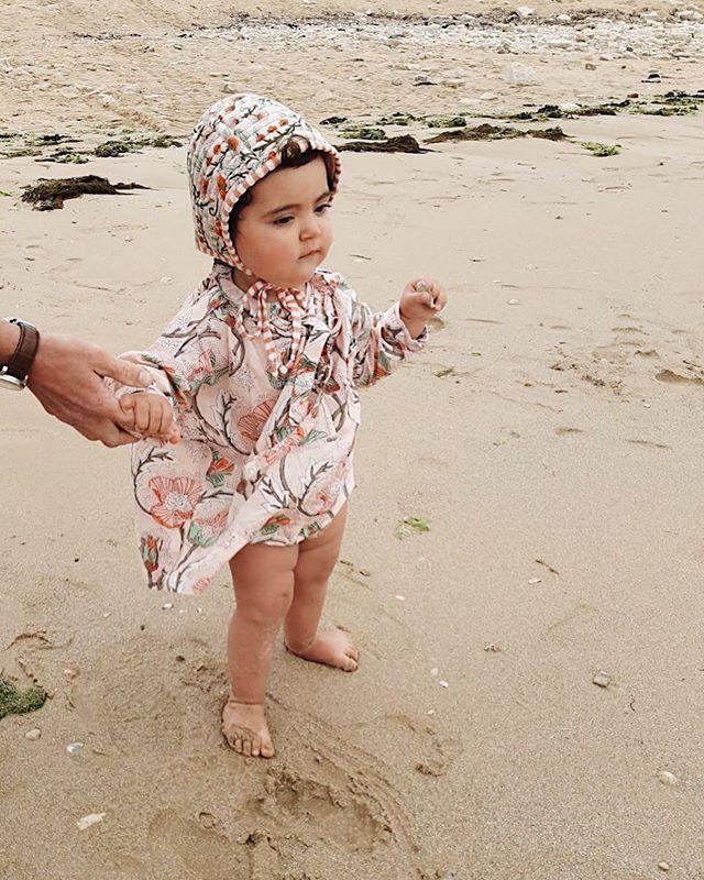 La moelleuse à la plage ❤️ . #ilederé #summer2019 #bonjour #bonjourdiary #sweetjosephine