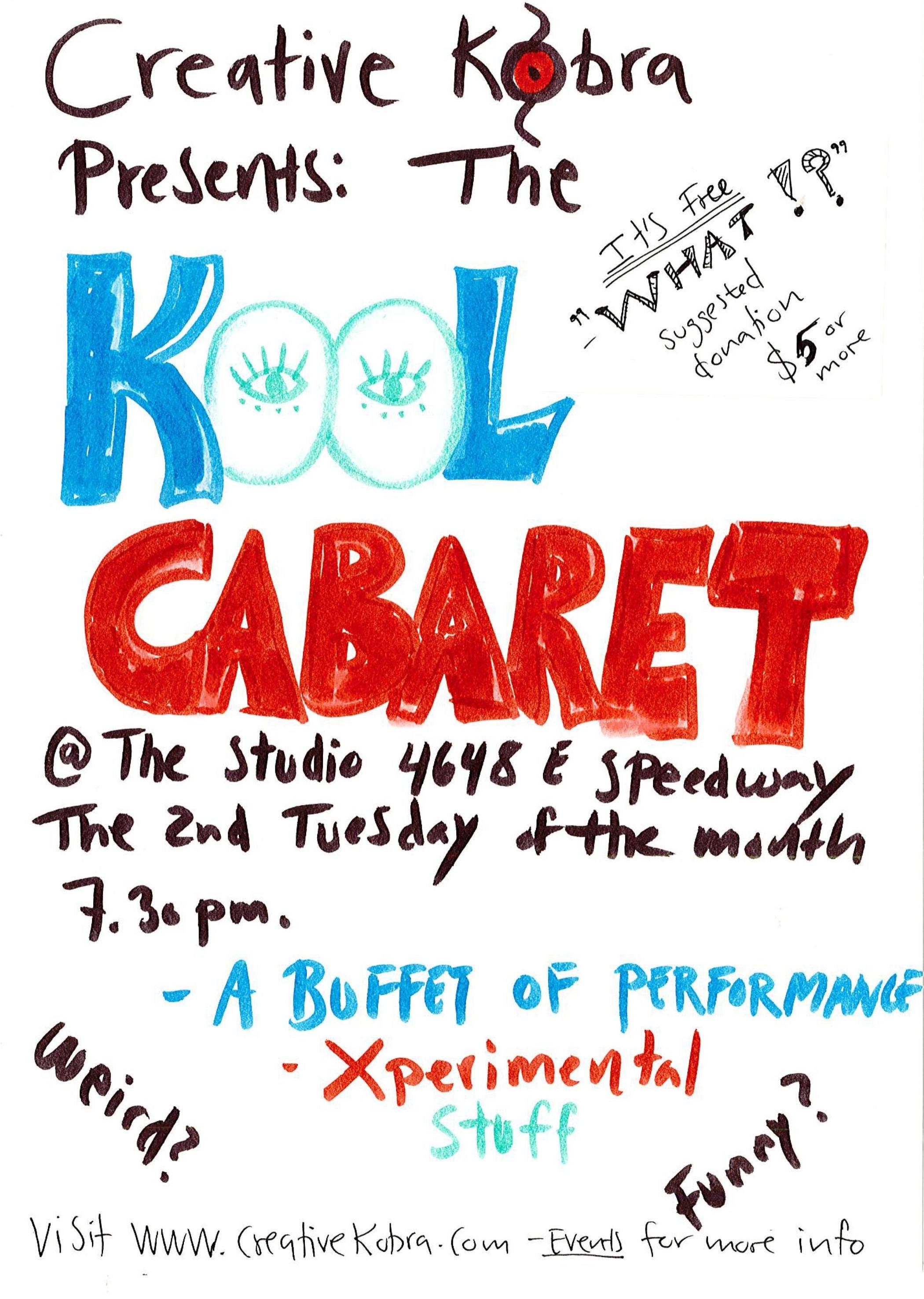 Kool Cab poster.jpg