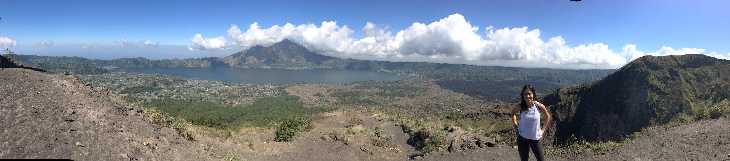 Mount Batur - volcano