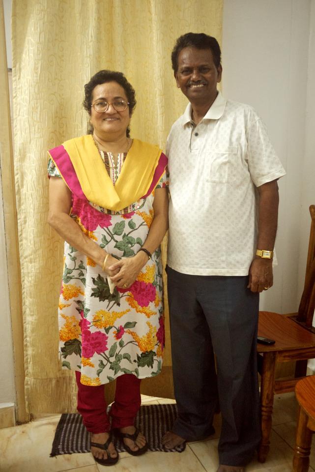 Jayarai and Kailas Chinta