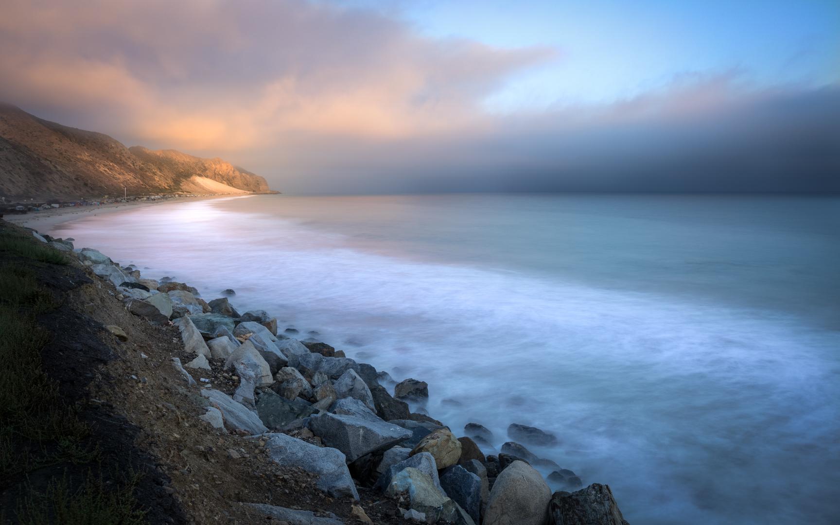 Malibu Beach Sunsets