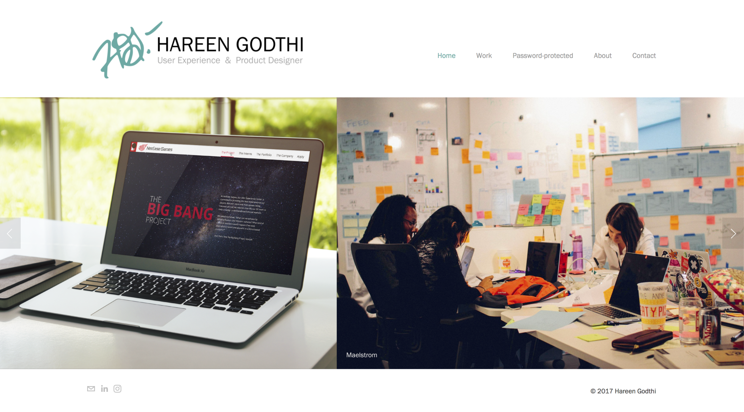 Hareen Godthi - Featured on Terra: Grocery RedesignCheck her out here