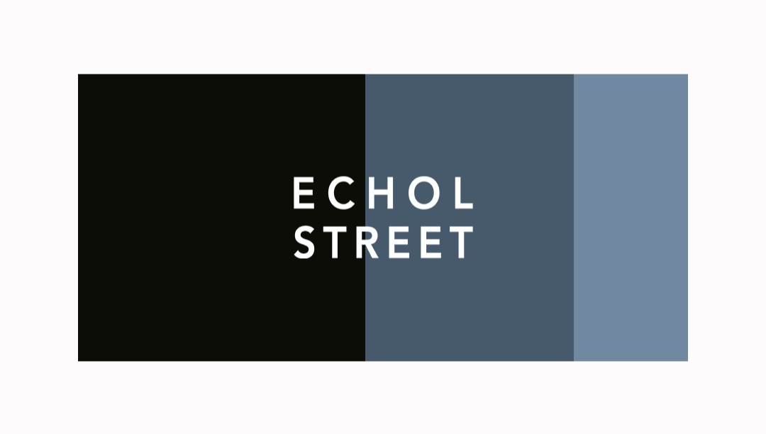 ECHOL SOUNDS VOL. 1 - Listen Now —