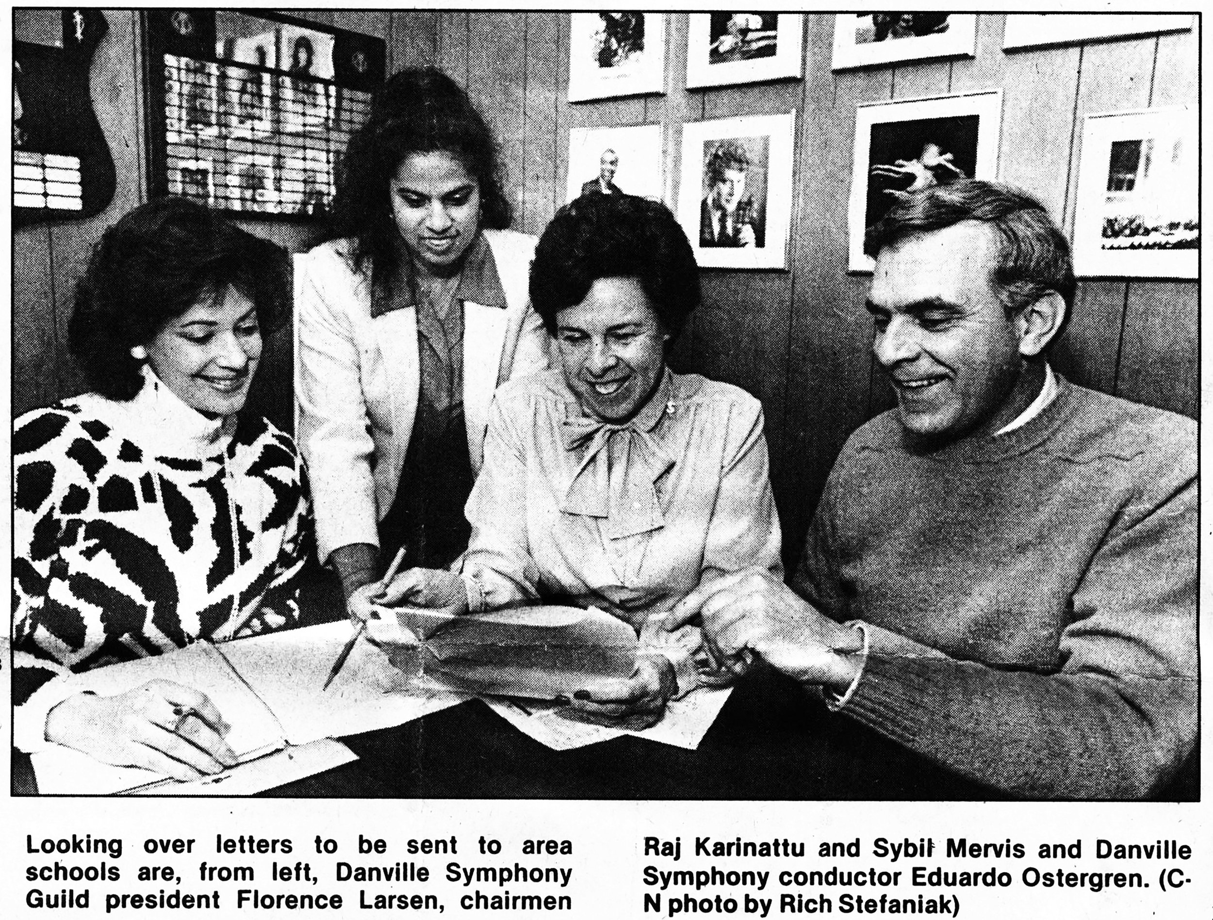 Courtesy  Commercial-News  archives