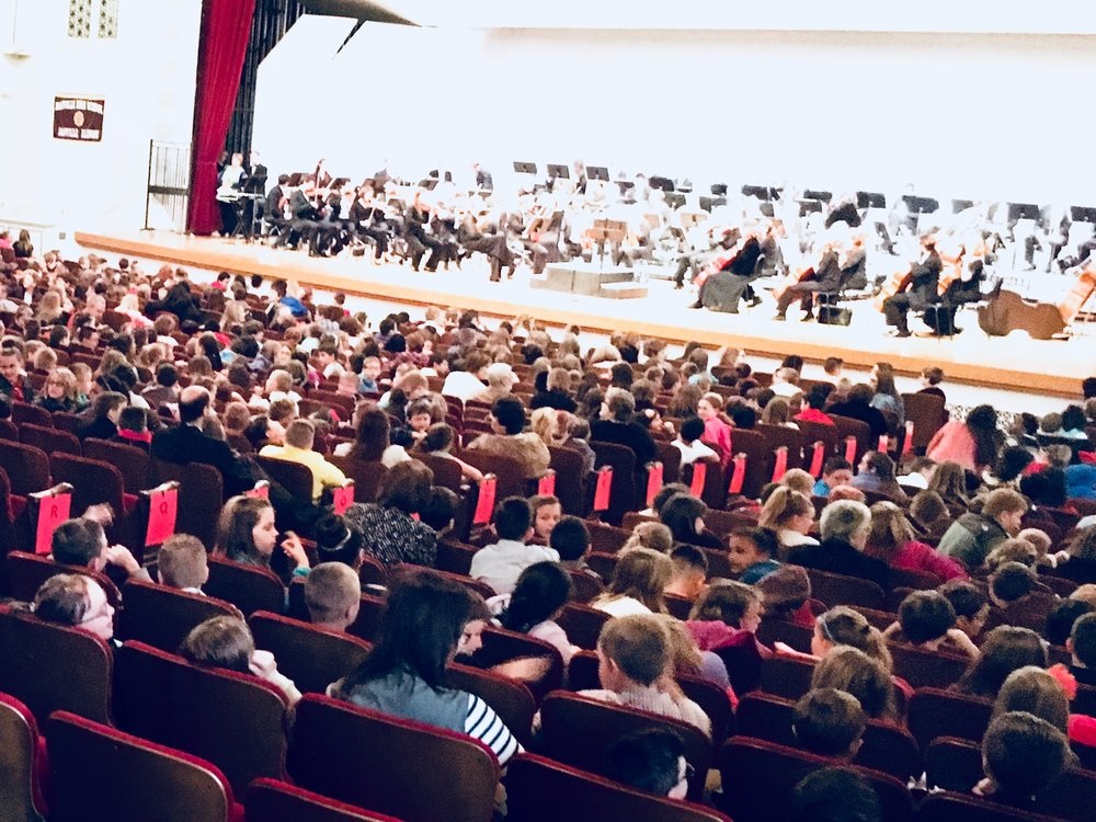 2019 - 2020 Children's Concerts - May 7, 2020 9:30 am & 11:20 amDHS Dick Van Dyke Auditorium
