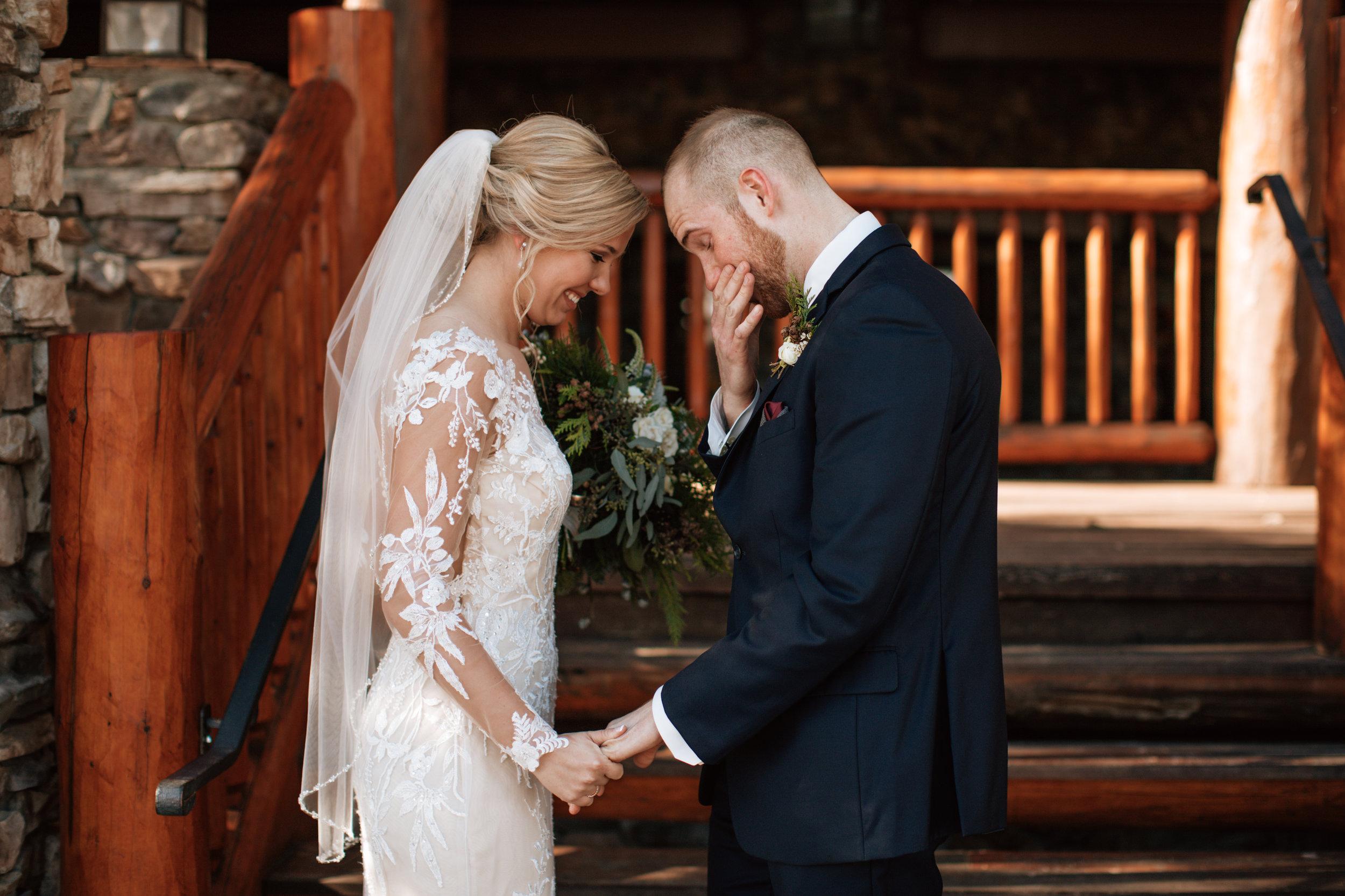 LUCY + DREW   MARRIED