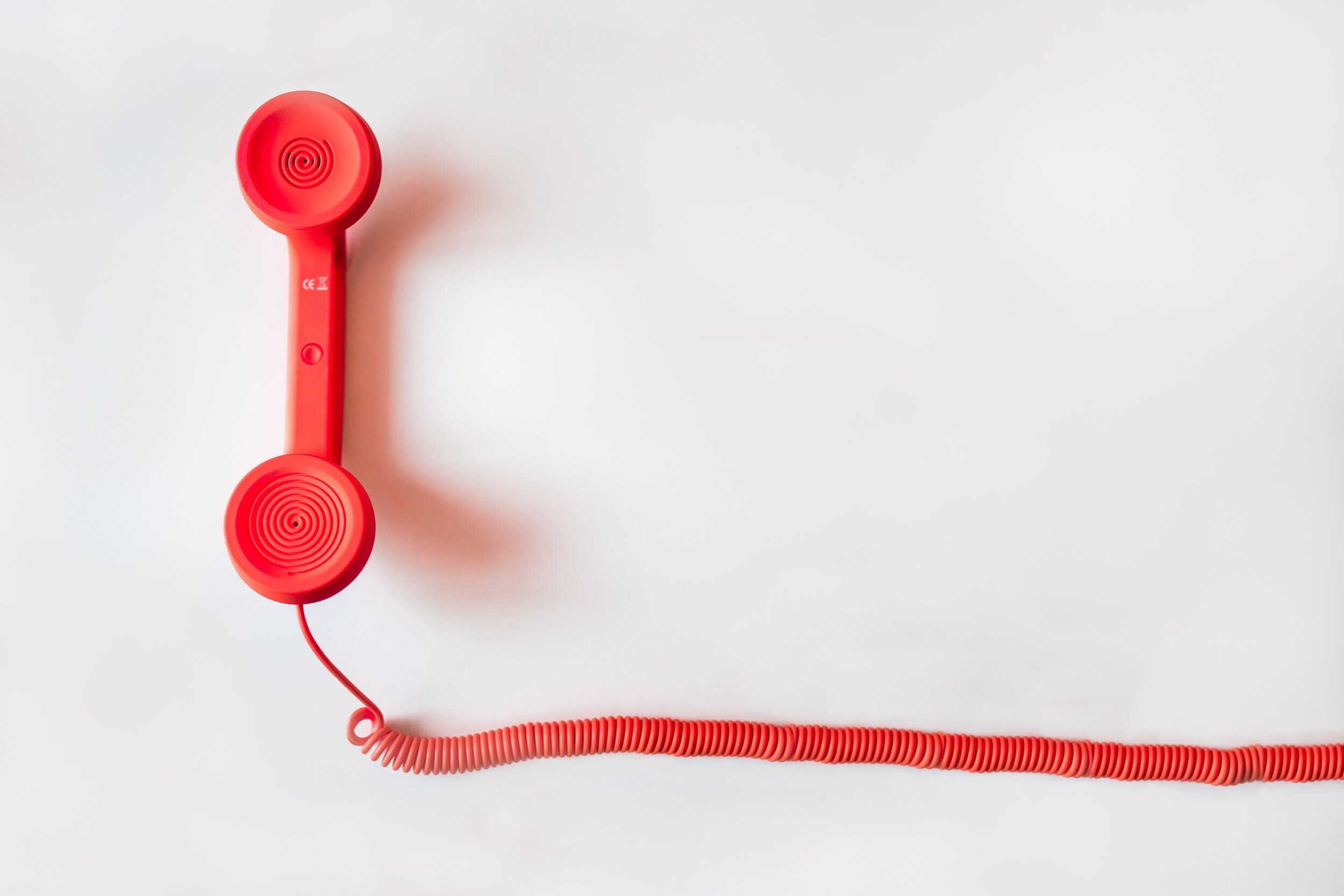 Free phone consultation for therapy