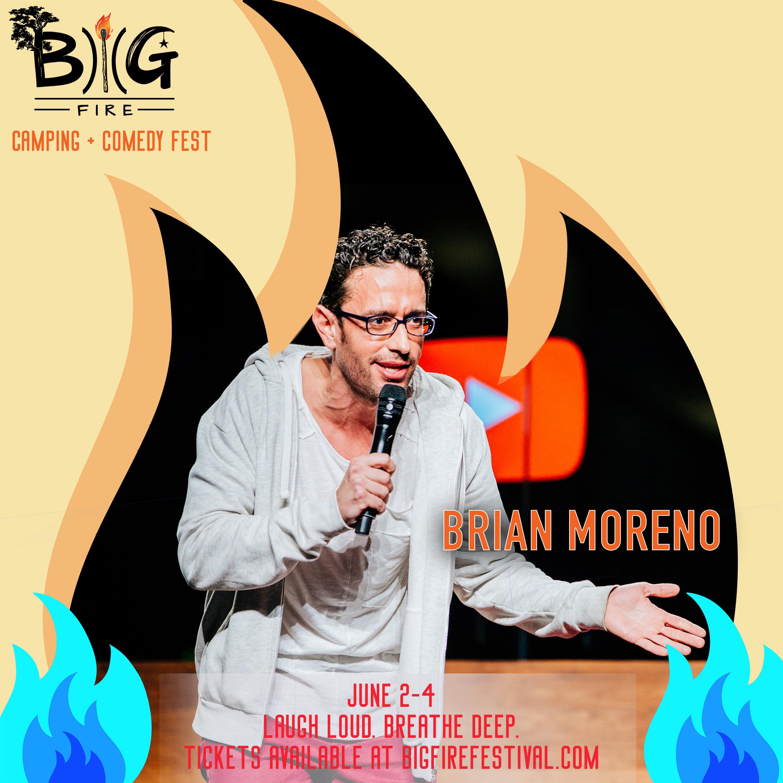 Big Fire Comedy Festival