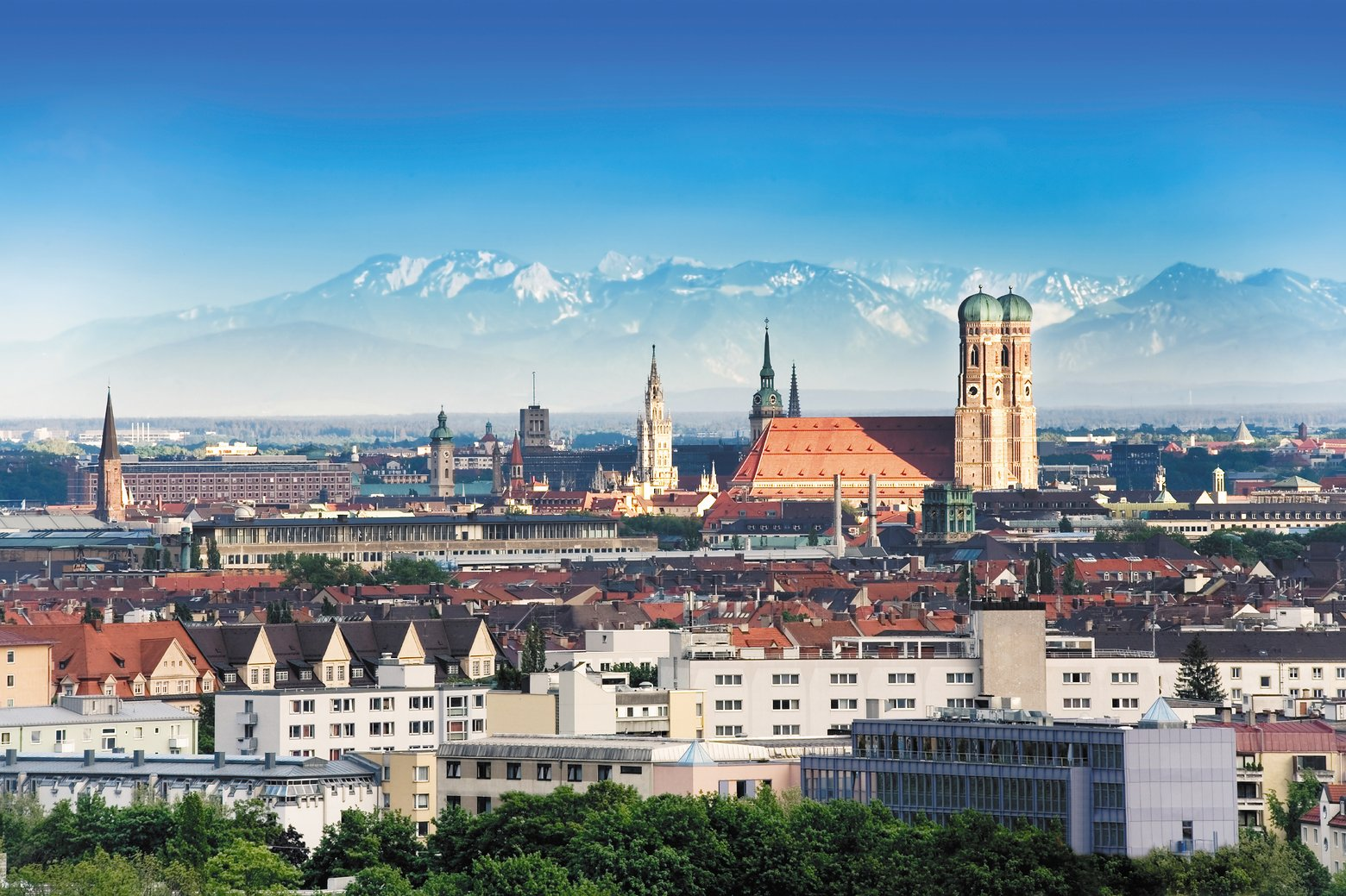 Vogue |May 25, 2016   Considering a Trip to Berlin? Why You Should Detour to Munich Instead
