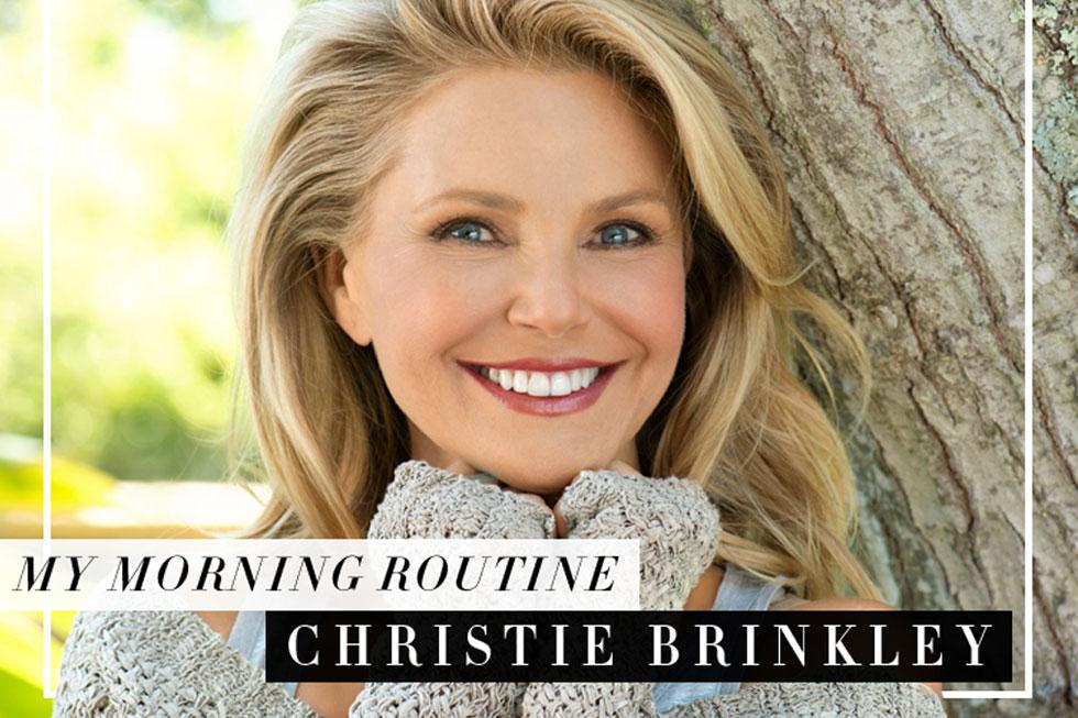 WellAndGood.com   Christie Brinkley on Being a Vegan Who (Sometimes) Eats Mozzarella