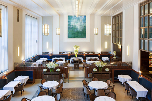 ArchitecturalDigest.com  Eleven Madison Park Reopens with a Swanky New Look