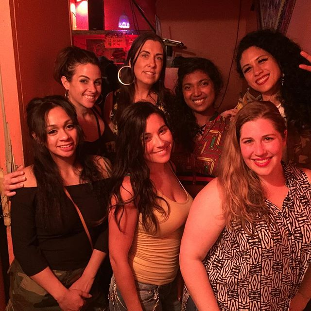#Bellehbeauties, the Bay Area edition, and our resident selecta @djgreenbizzle holding it down for dancehall last night @bissapbaobab. Love these ladies ❤️💯 Big Up @charlottenehm for bringing dancehall to the Bay and then being the best hostess in Jamaica ⚠️ Stay with her @bellehhouse in JA, guaranteed good time #internationaldancehalldancers #1love #nufflove #bayareadancehallqueens #bellehhouse #bellehqueens #fambam #tropicalidancehall @bellehhouse @charlottenehm @bizzzle_b @d_yannaofficial @cyrielle_killah @shmeena