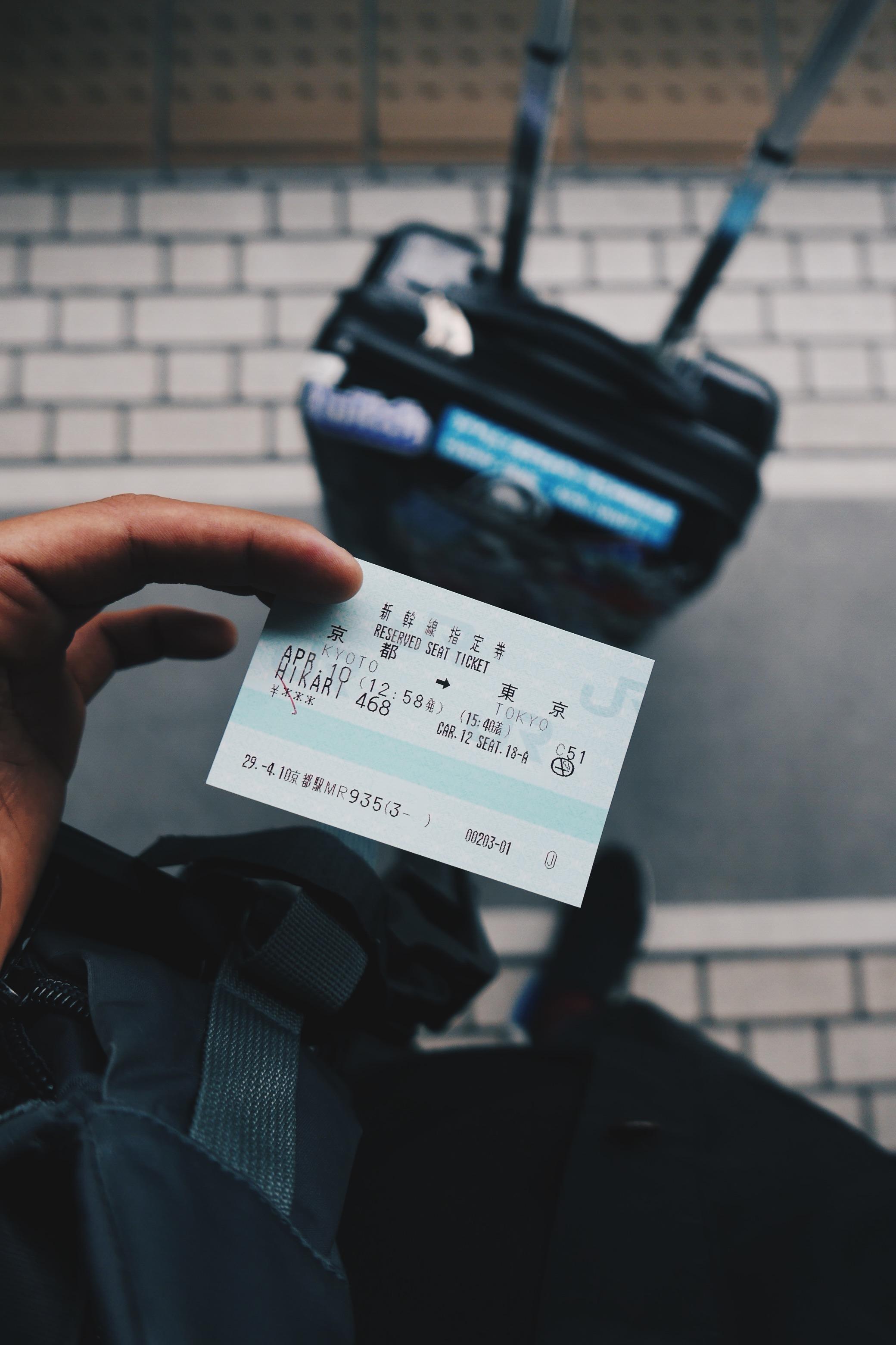 Good bye Kyoto