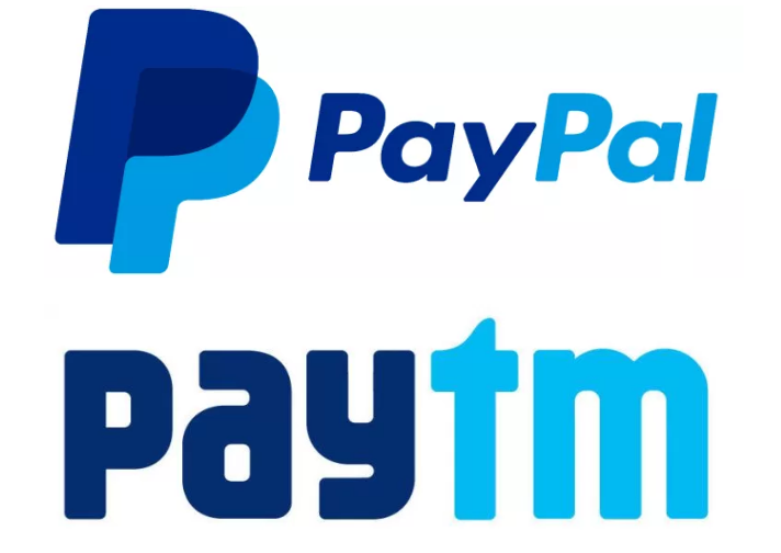 PayPal is currently suing Paytm, an Indian mobile wallet company, for trademark infringement. As you can see, the business names, colors, and services are very similar.