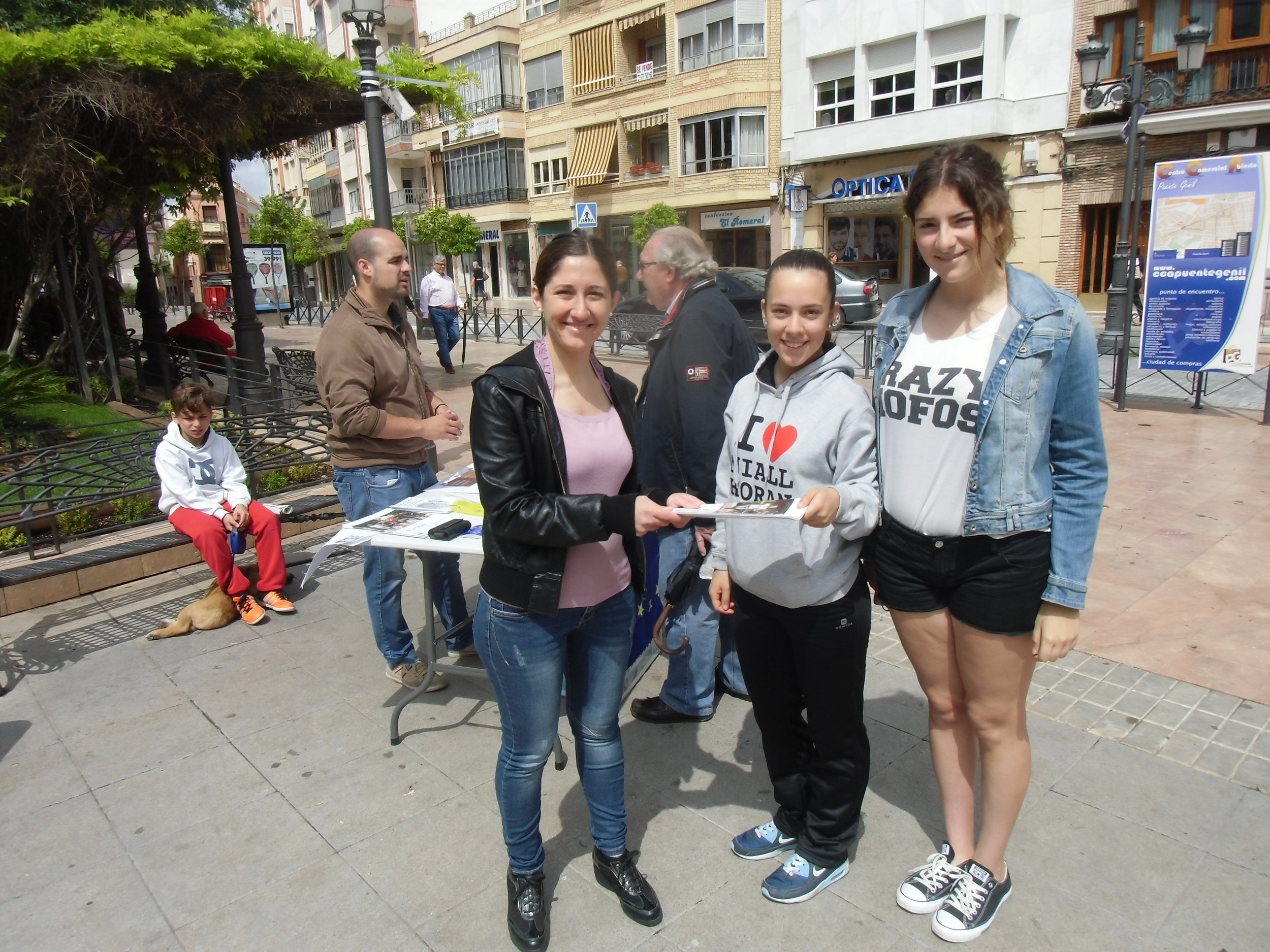 Maddalena in Europe Day