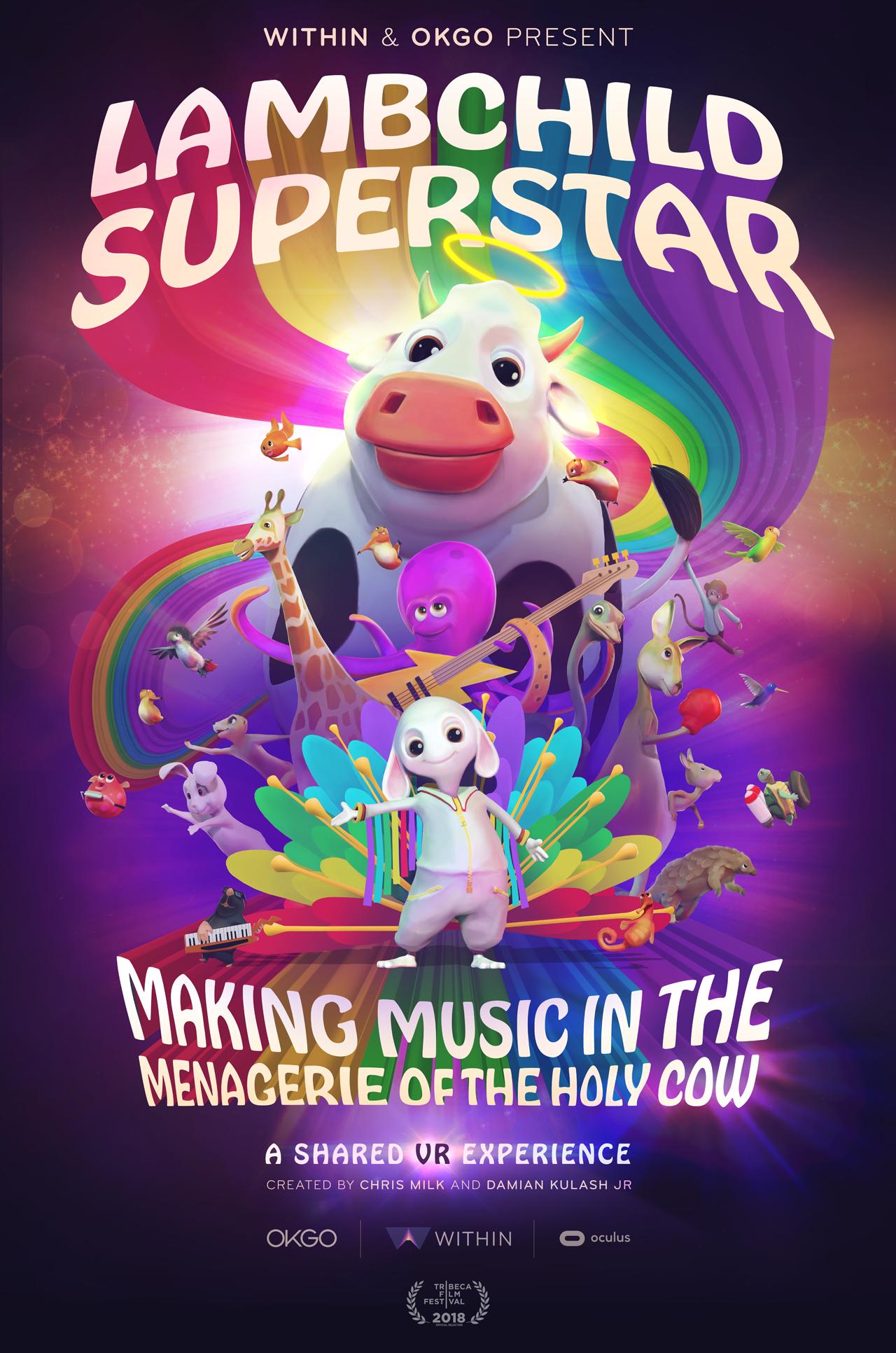 VR Experience: Lambchild Superstar