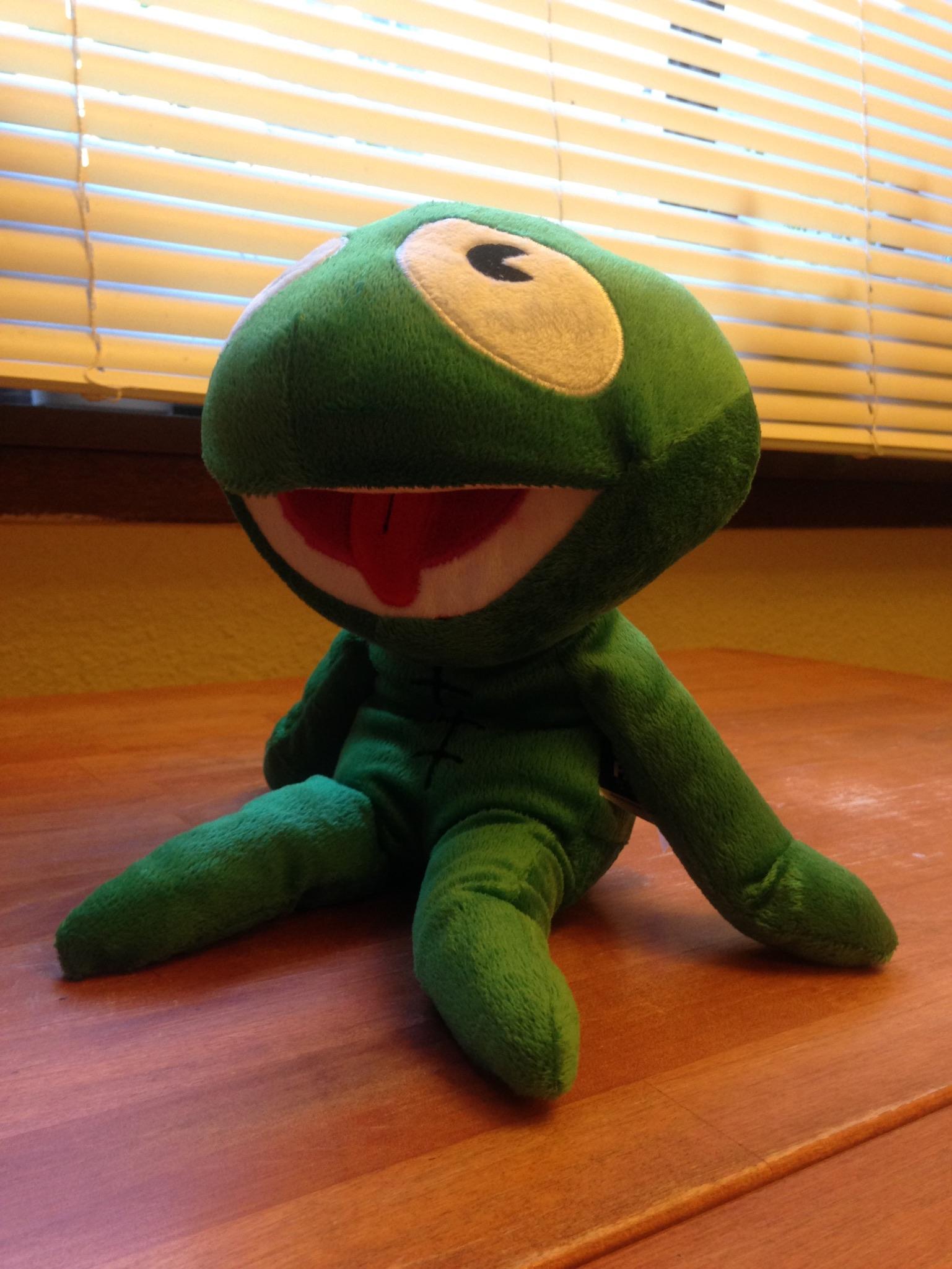 #6. Clyde Frog