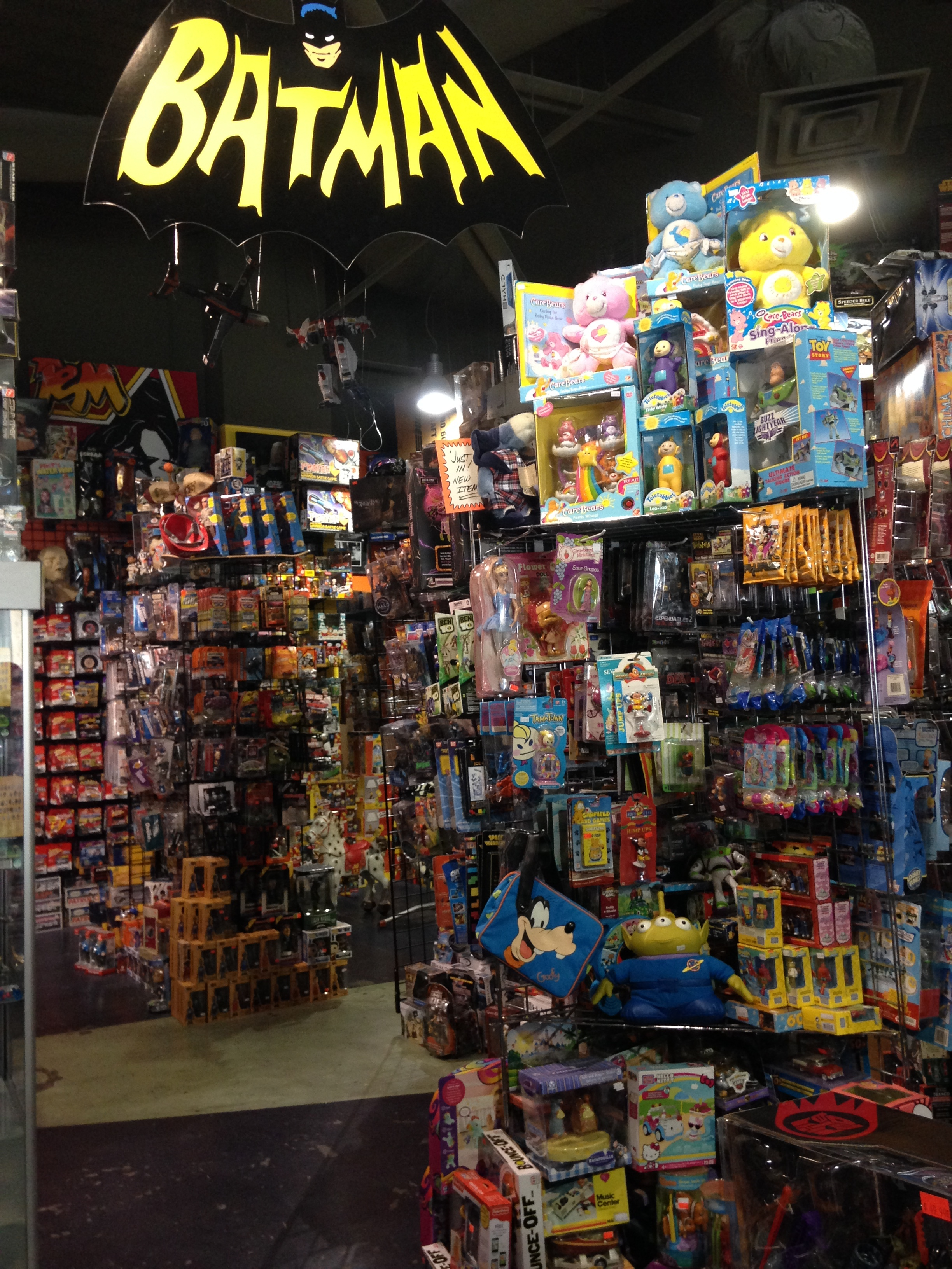 Toy Shack, Las Vegas