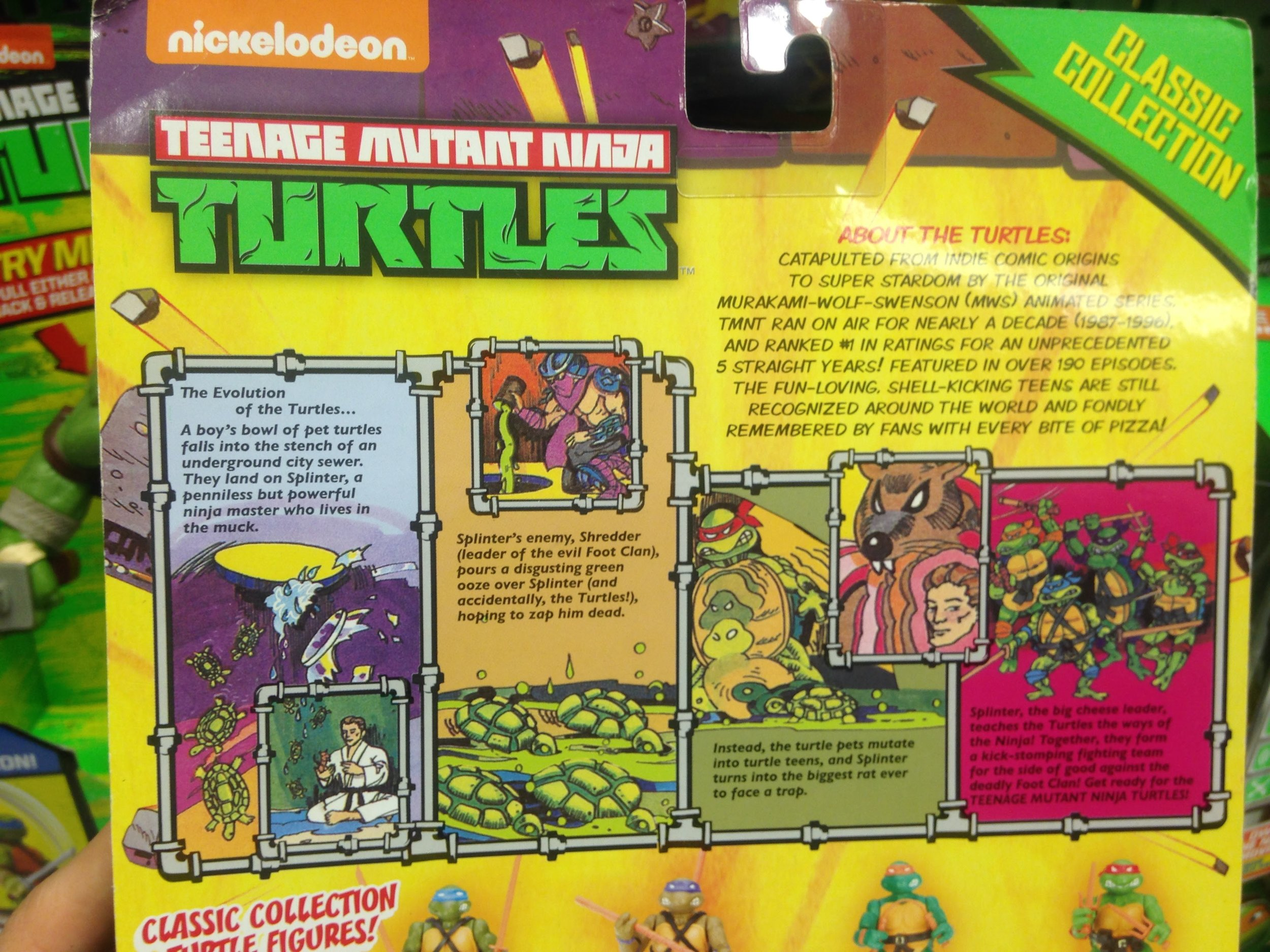 Still some of the best artwork on any toy packaging ever