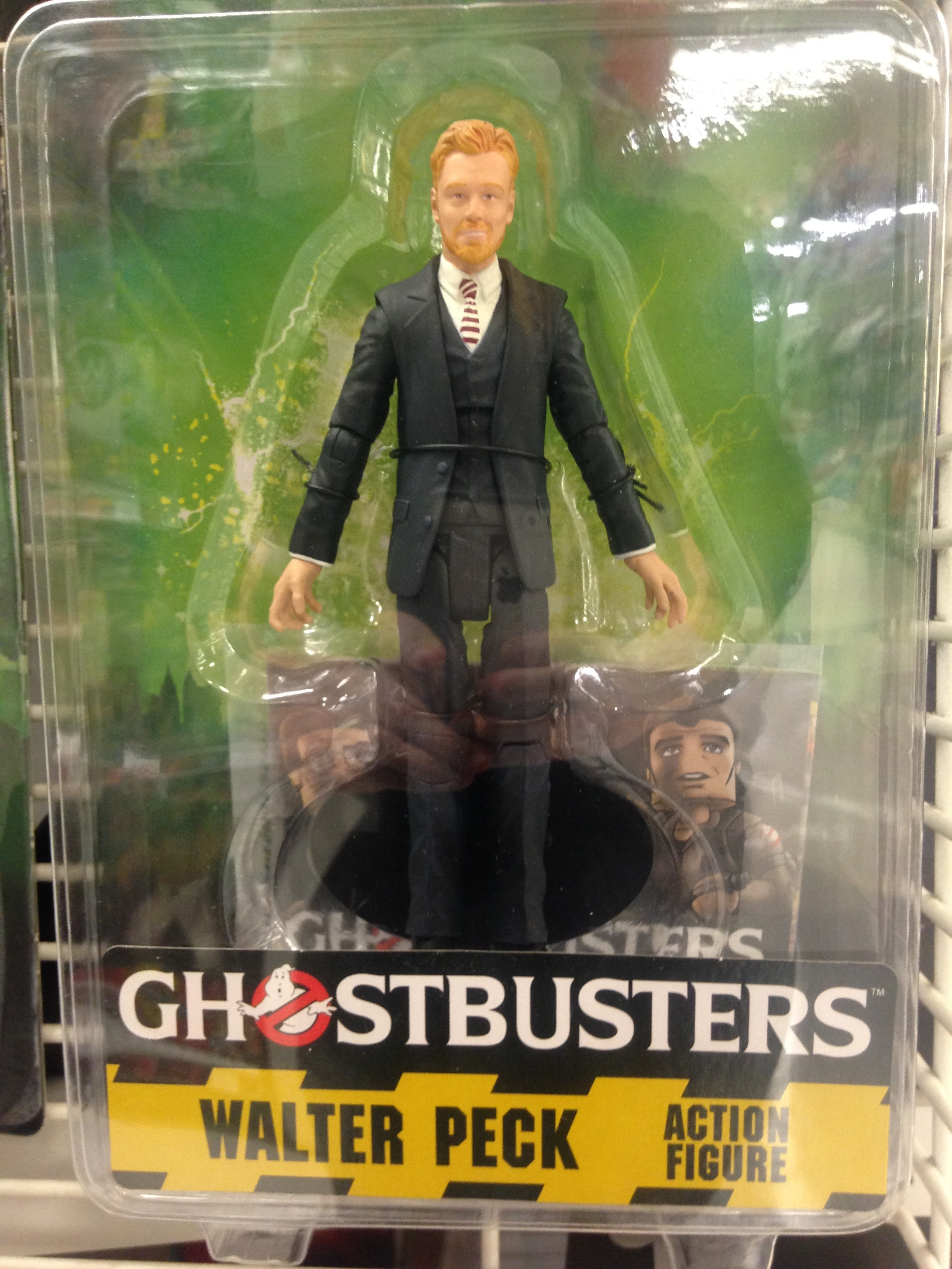 Now we have Dickless to go with the rest of our Ghostbusters figures!