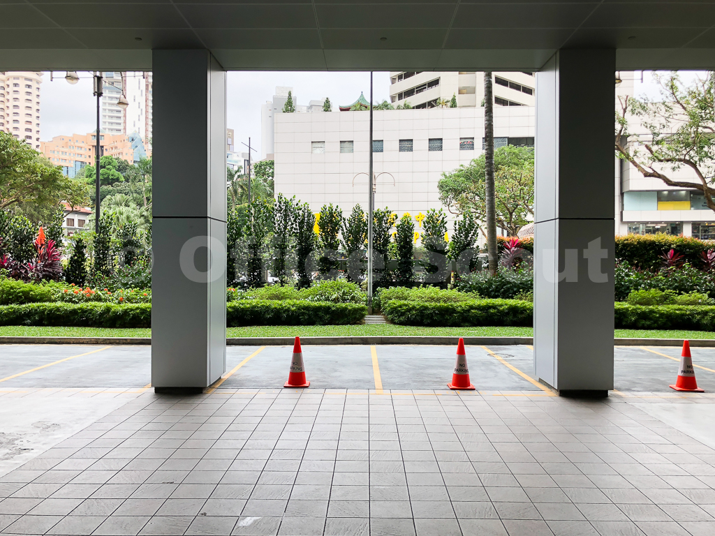 Thong Teck Building
