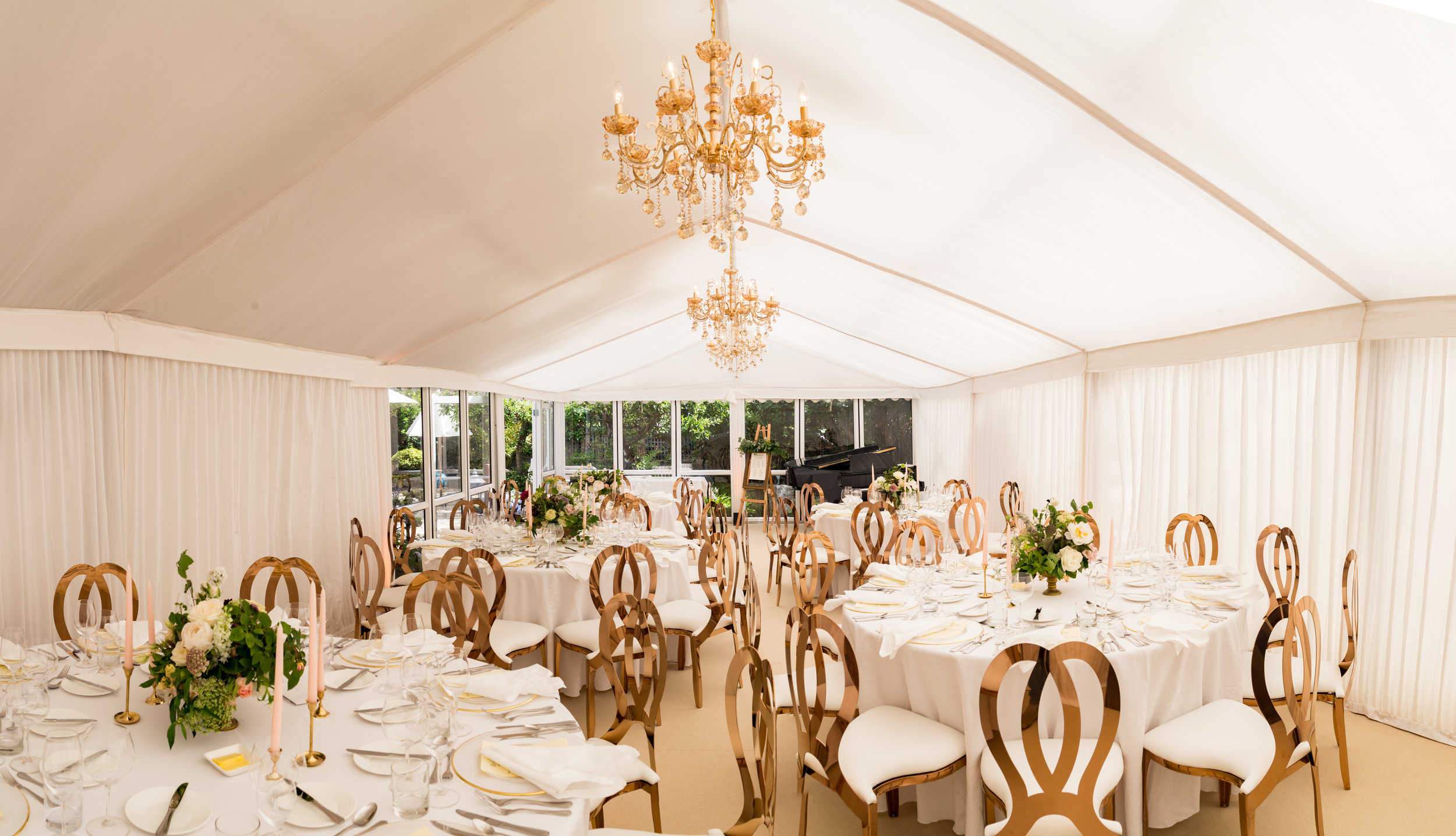 Maria Reidy Events | Opera lunch, Irish food, Marquee event