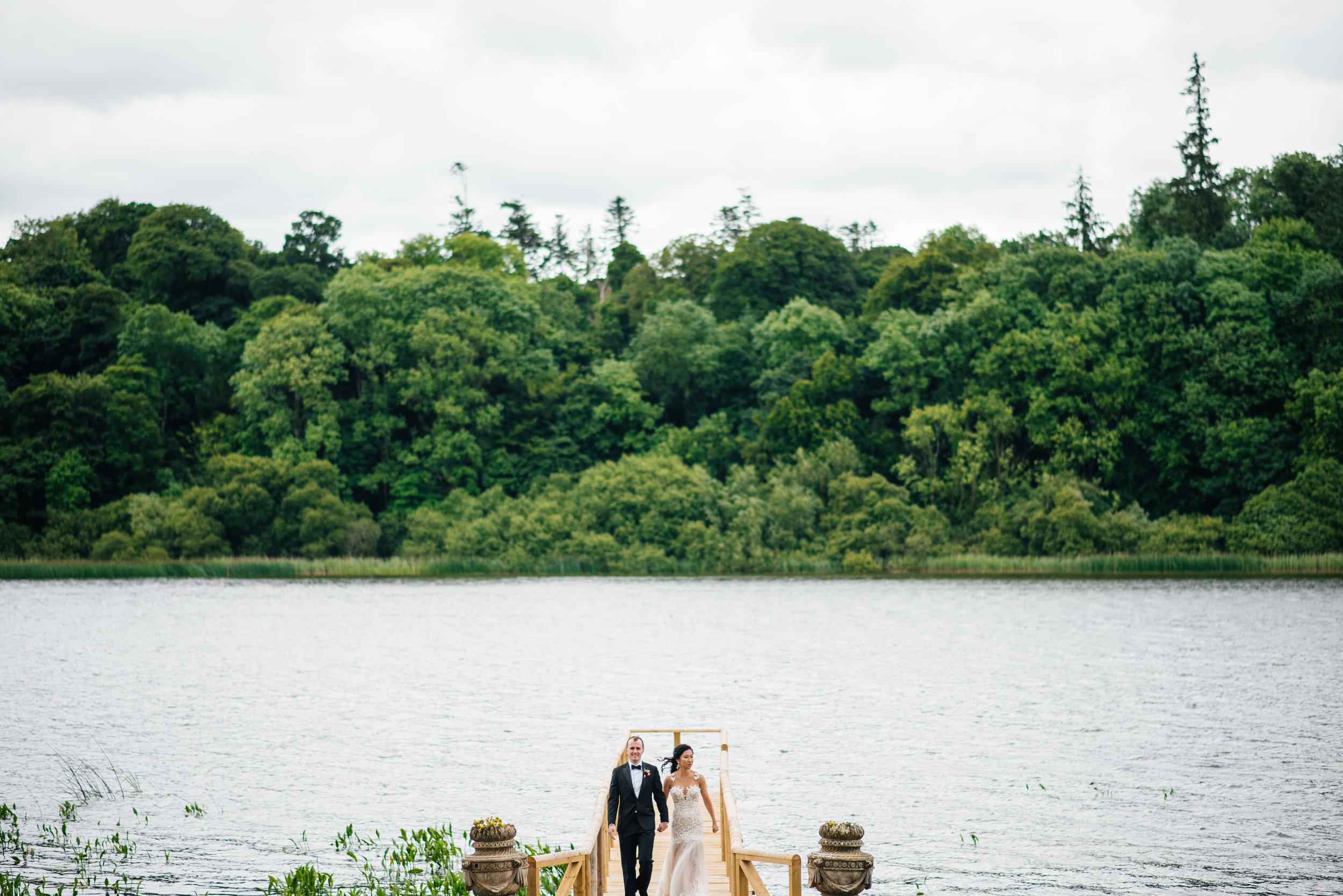 Maria Reidy Events | Destination wedding Ireland, Castle Leslie
