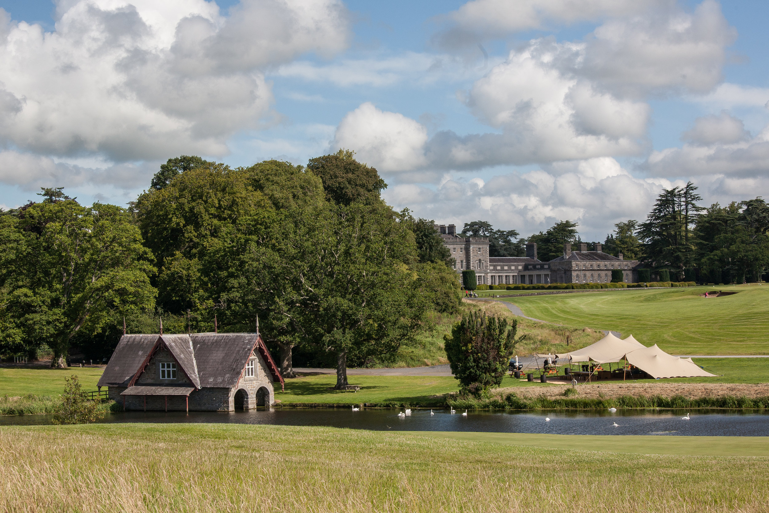Maria Reidy Events | Destination corporate client | Team building | Carton House