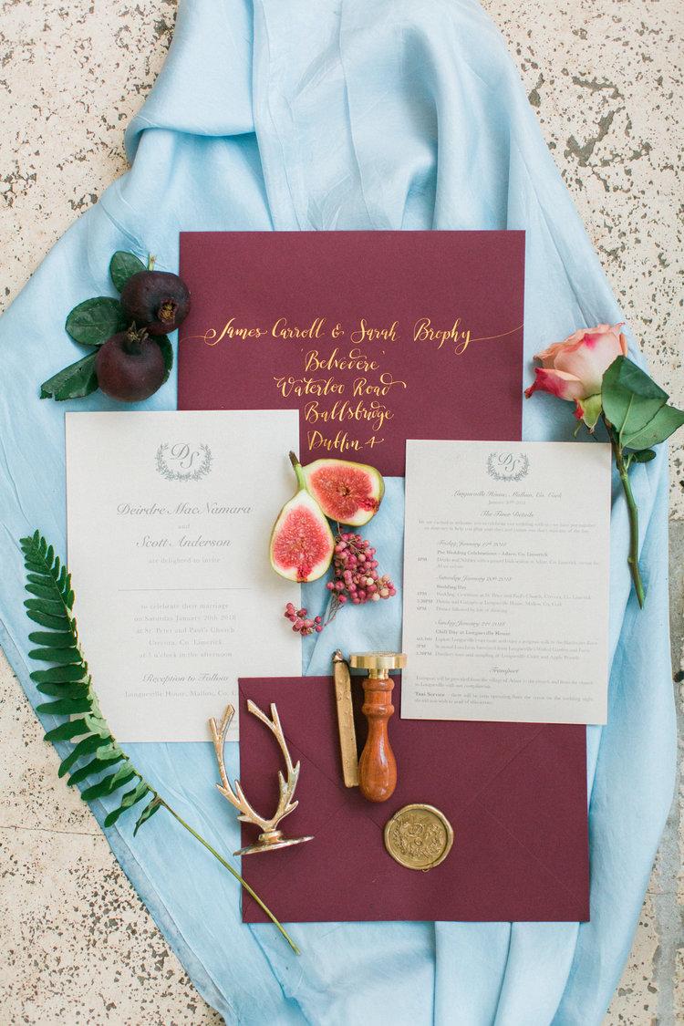 Maria Reidy Events | Destination wedding Ireland 12.jpg