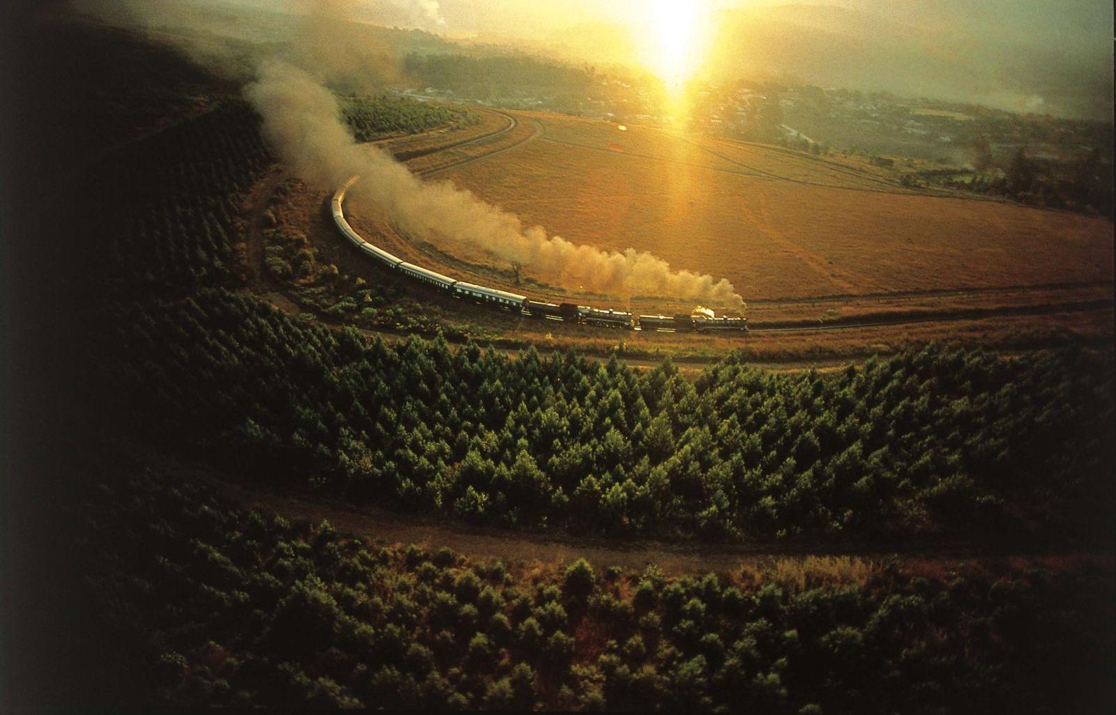 Rovos Rail Afrique du sud