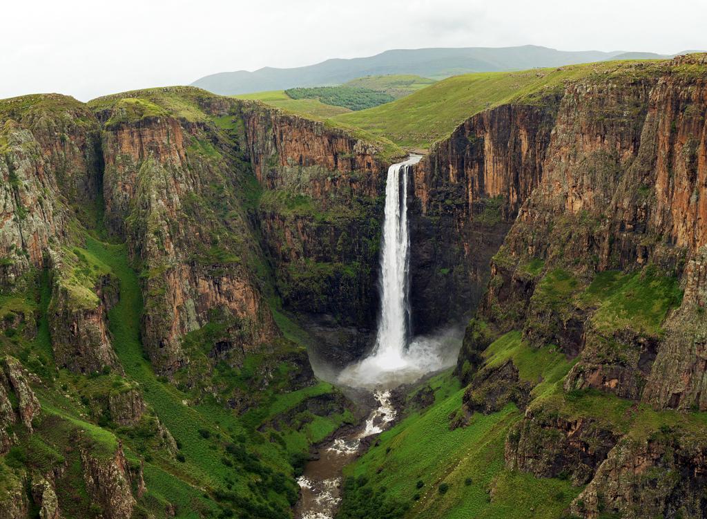 Maletsunyane Falls (Semonkong) -
