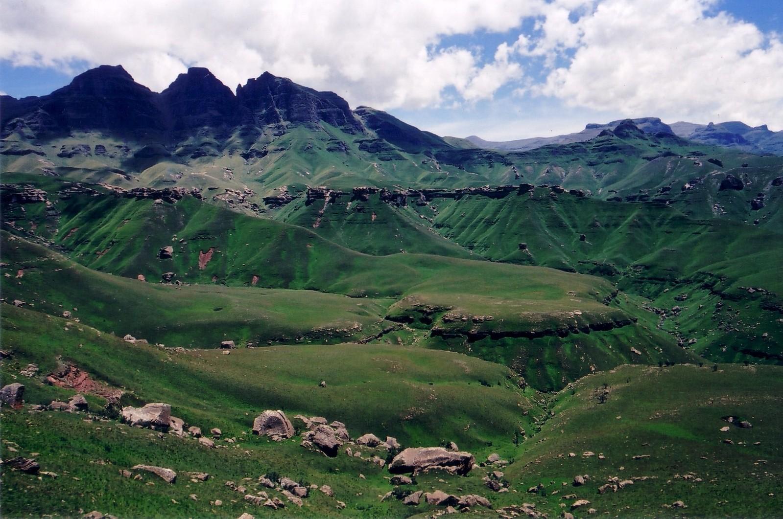 Maluti Mountains(Maseru) -