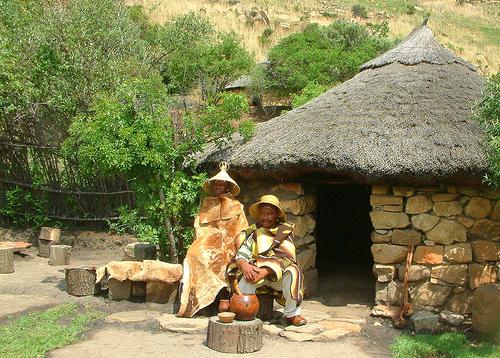 Randonnée pédestre et sentiers de poney Basotho