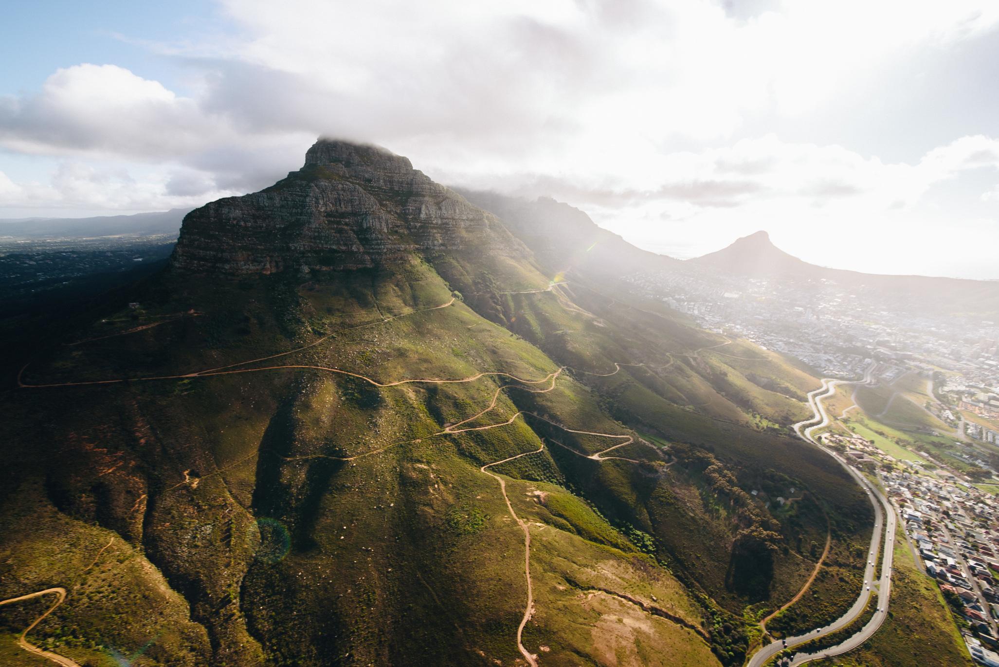 """Circuit - Les Trois """"C"""" du Western Cape"""