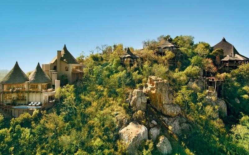 Rock et Cliff Lodge