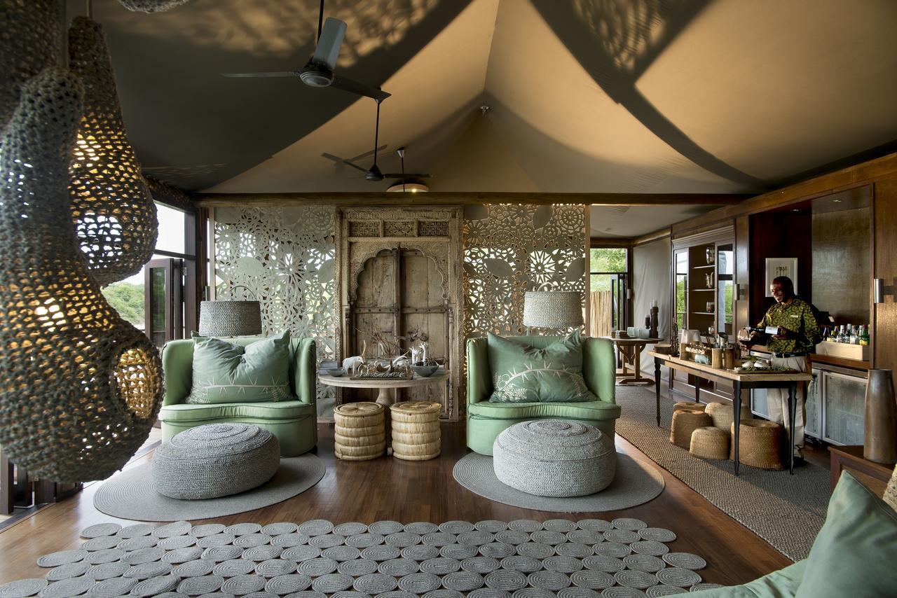 Safari en tentes de luxe -