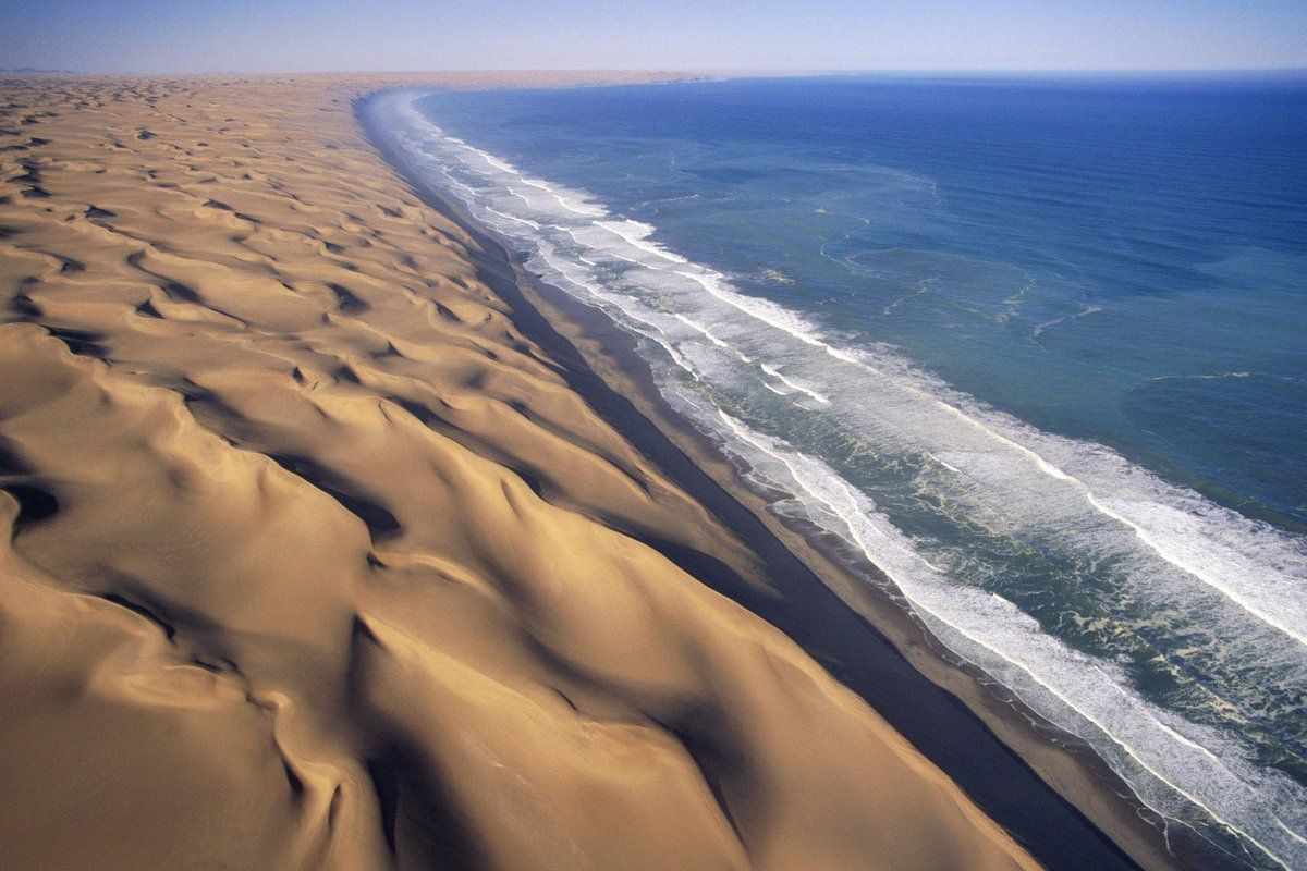 Parc National Skeleton Coast -