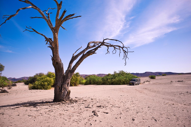 La Namibie -