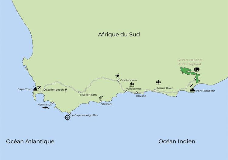 La Route D'Ikhaya