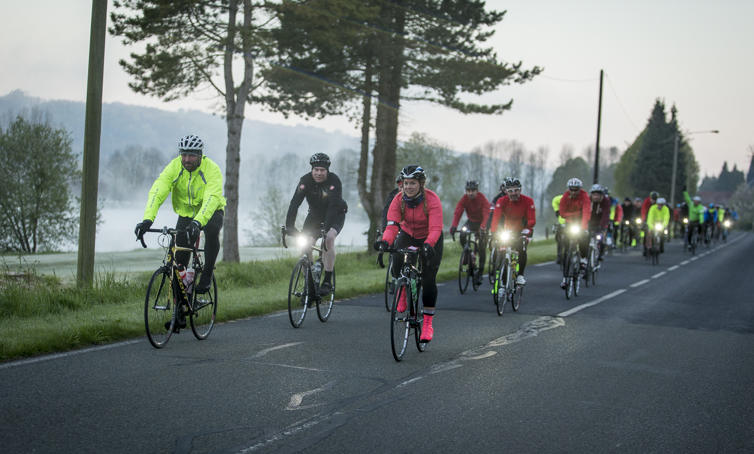 Cycle London to Paris in 24 hours